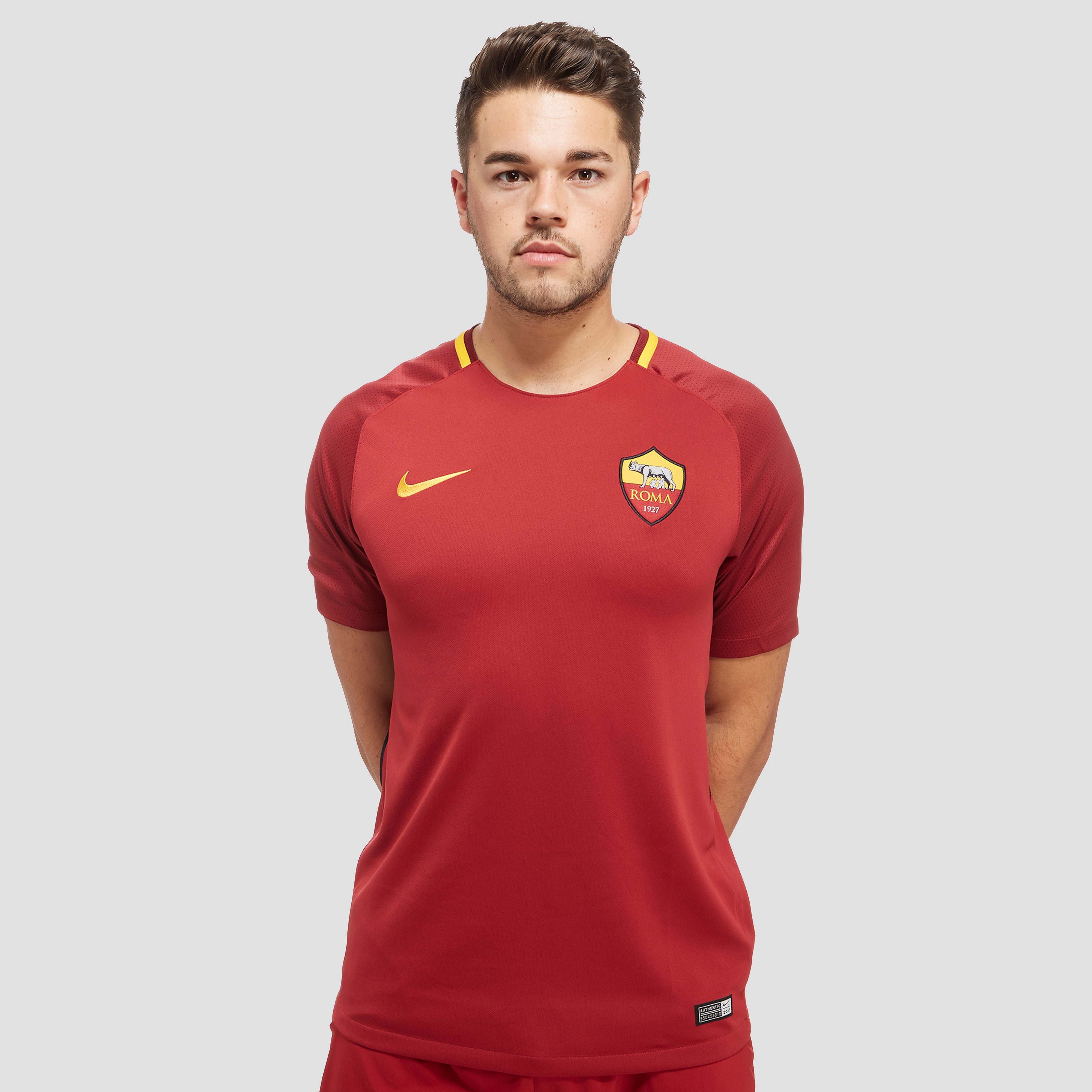 Nike Roma 2017/18 Men's Home Shirt