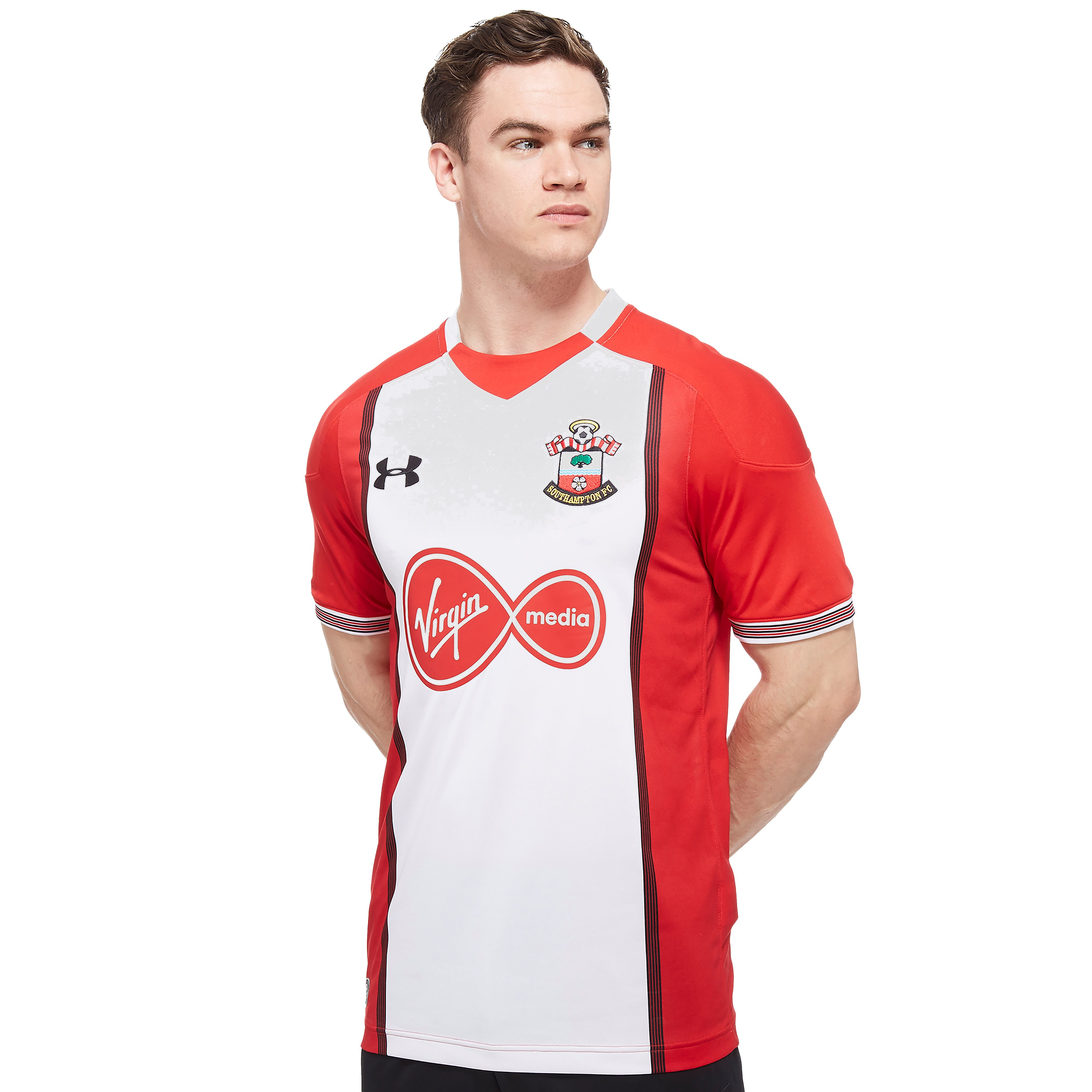 Under Armour Southampton FC 2017/18 Men's Home Shirt