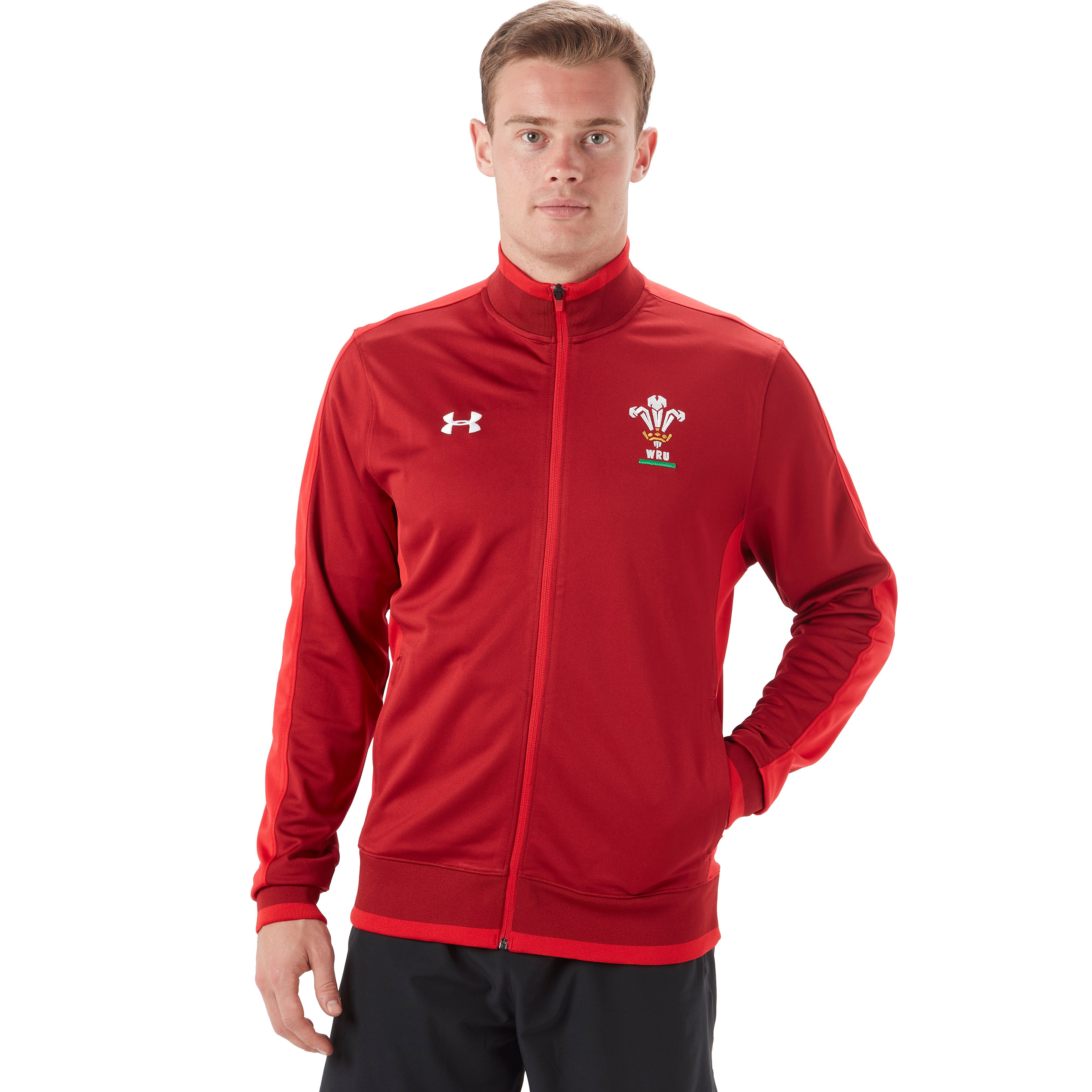 Under Armour Wales RU Men's Track Jacket