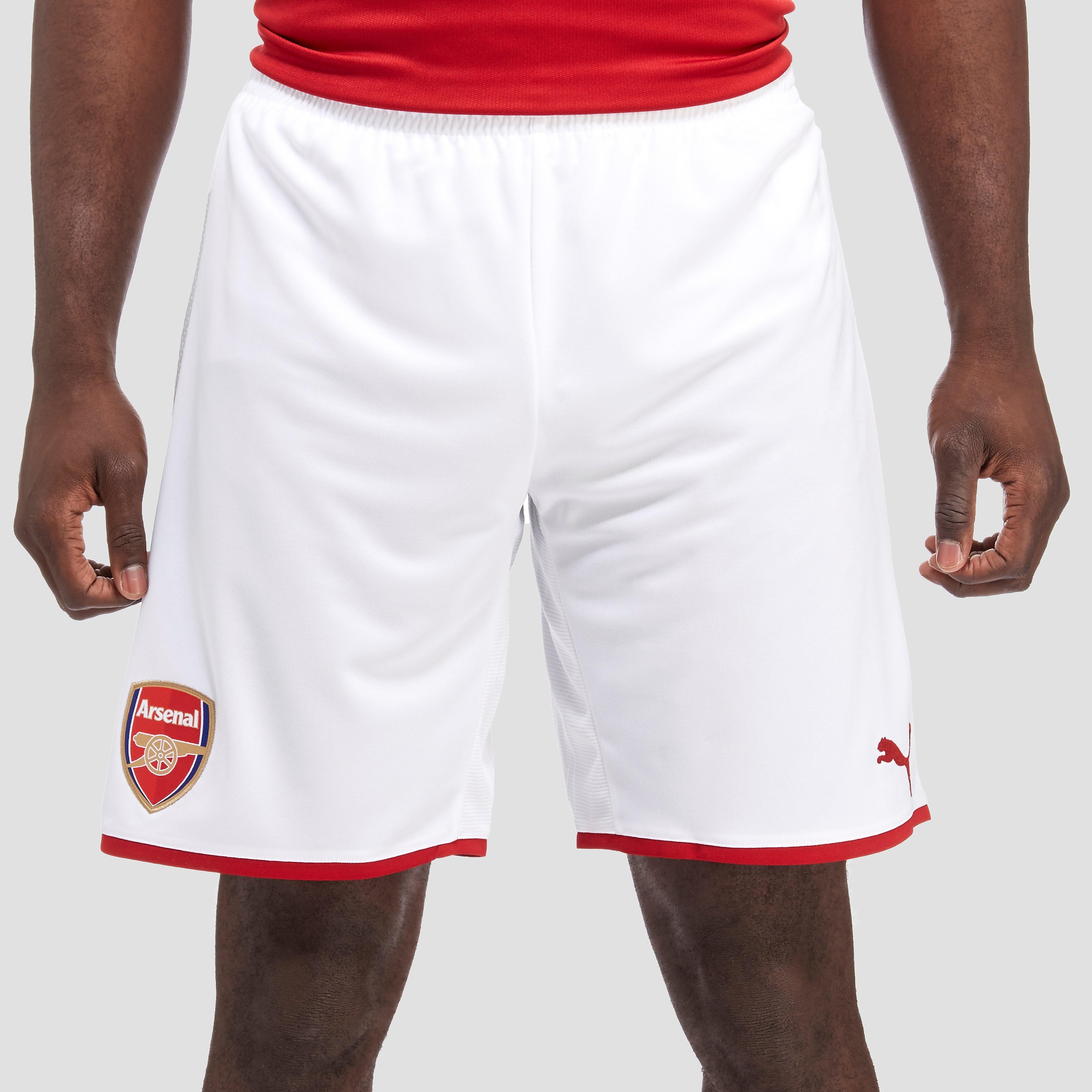 PUMA Arsenal FC 2017/18 Home Shorts