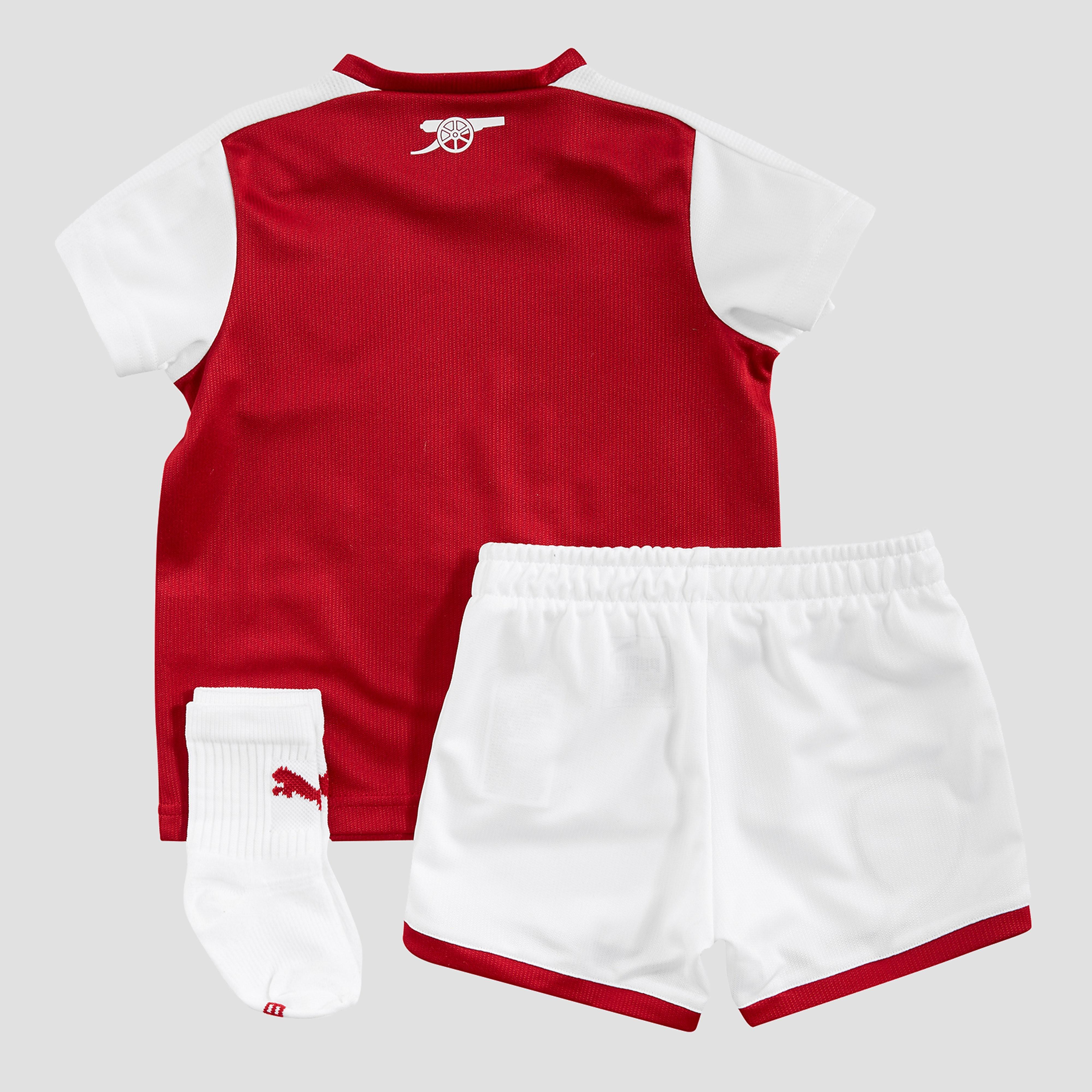 PUMA Arsenal FC 2017/18 Home Kit Infant