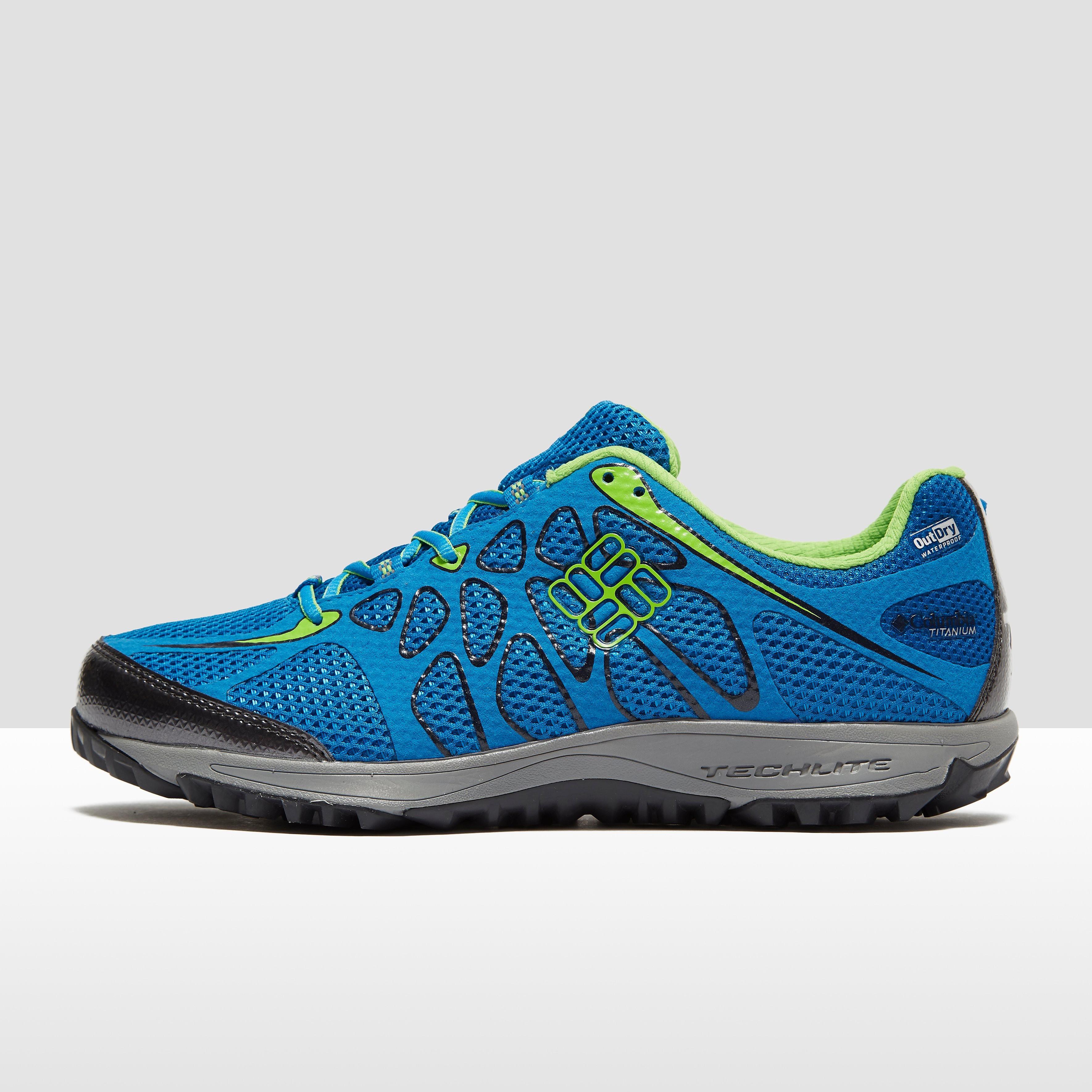 Columbia Men's Conspiracy Titanium Trail Shoes