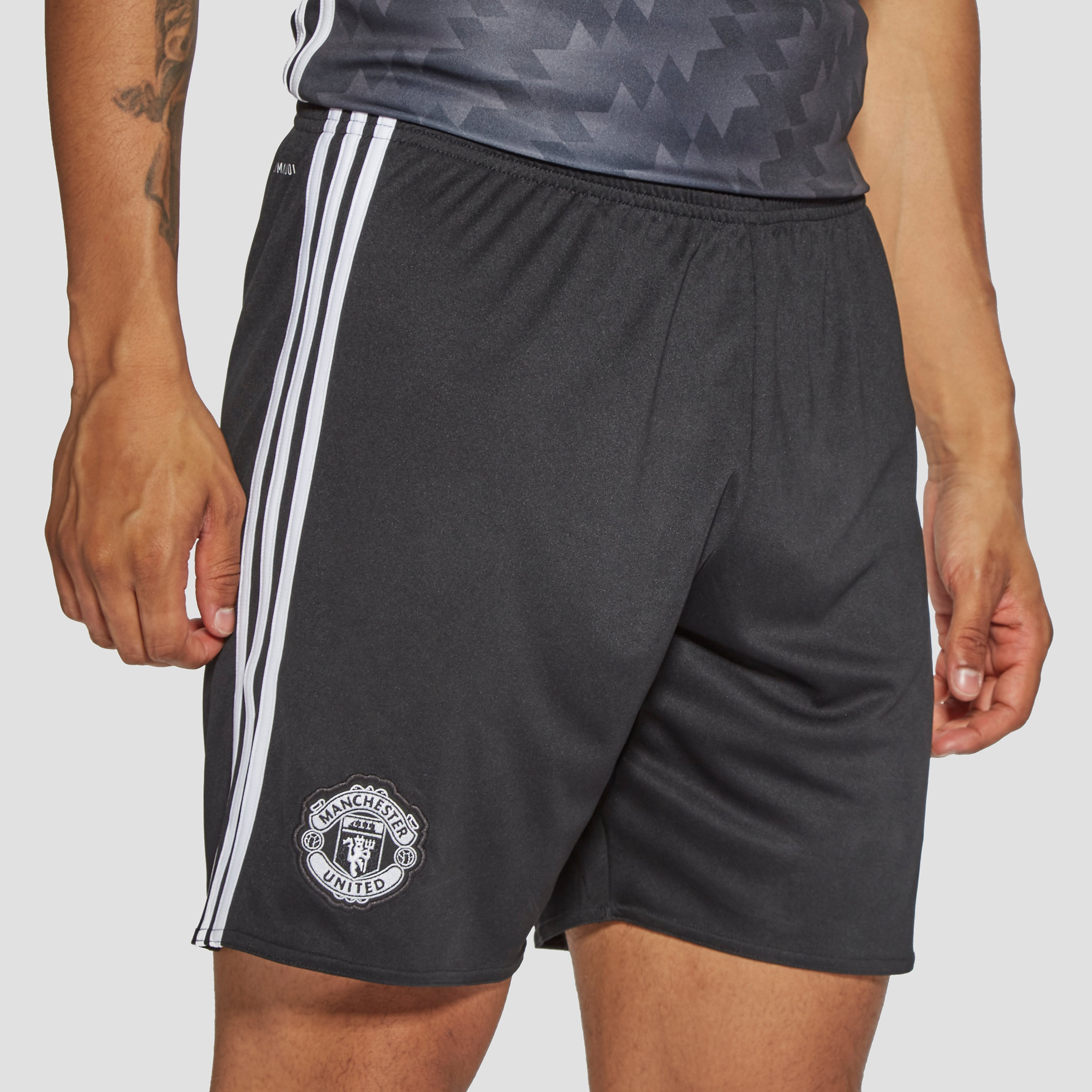 adidas Manchester United FC 2017 Men's Away Shorts