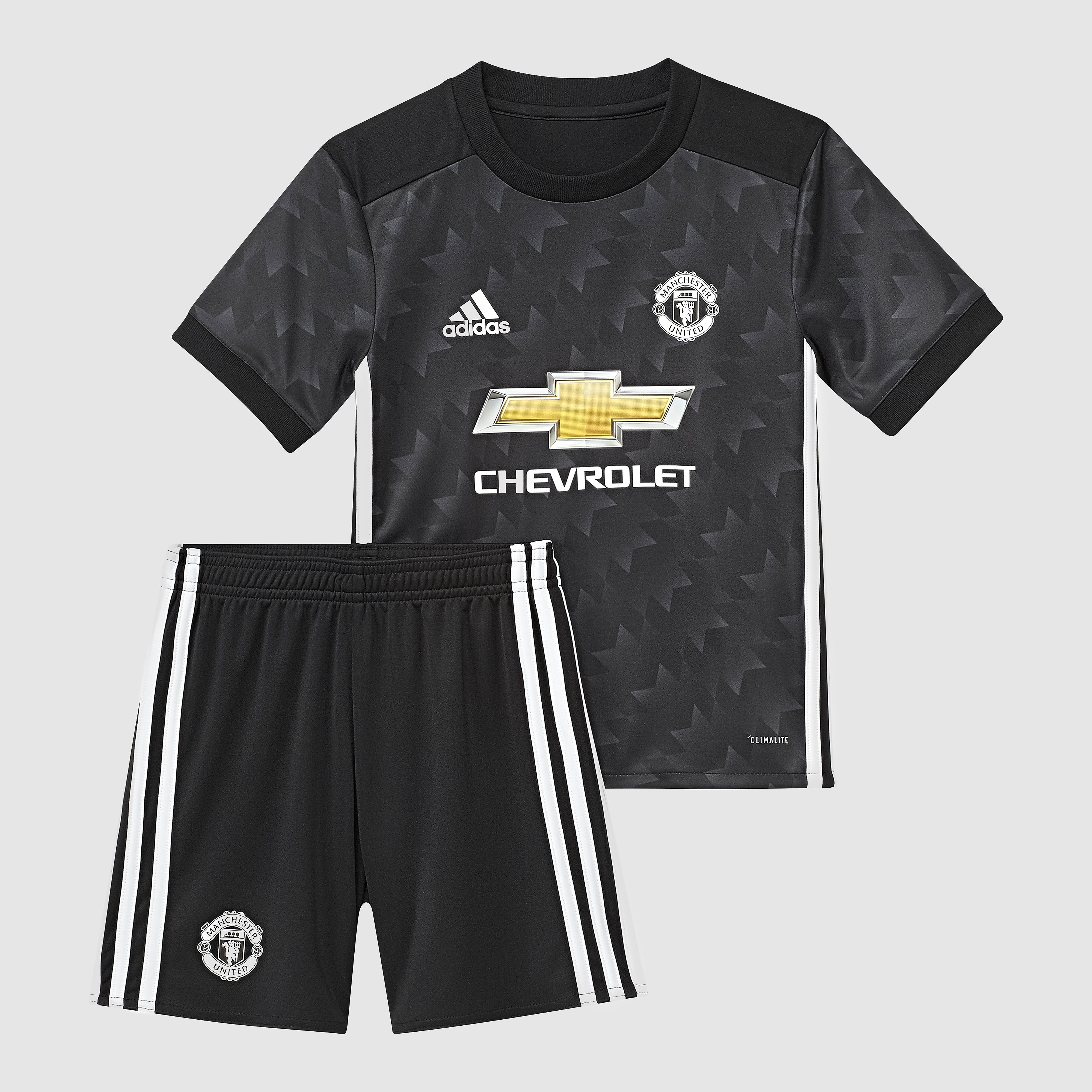 adidas Manchester United FC 2017 Children's Away Kit