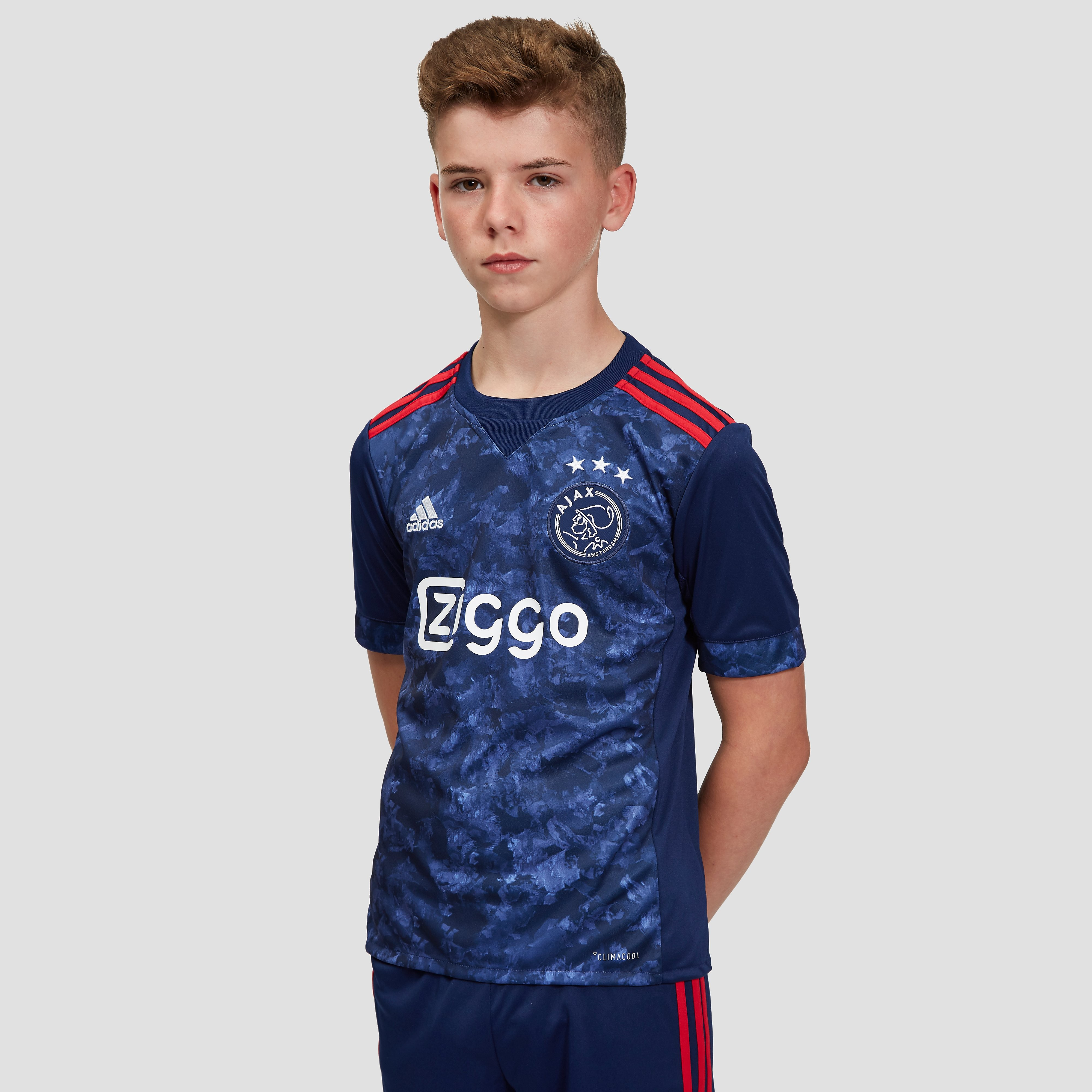 adidas Ajax 2017/18 Junior Away Shirt