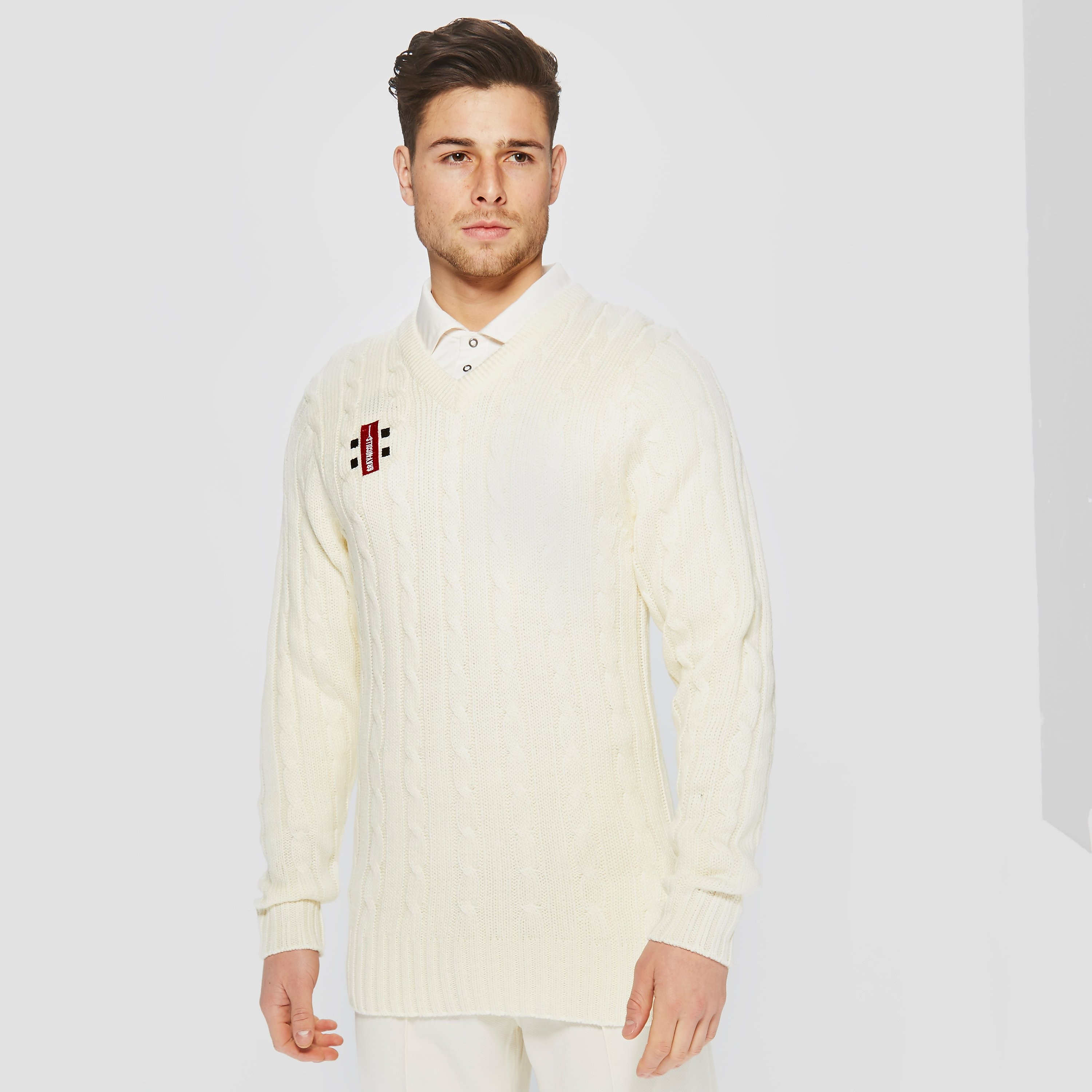 Gray Nicolls Acrylic Men's Sweater