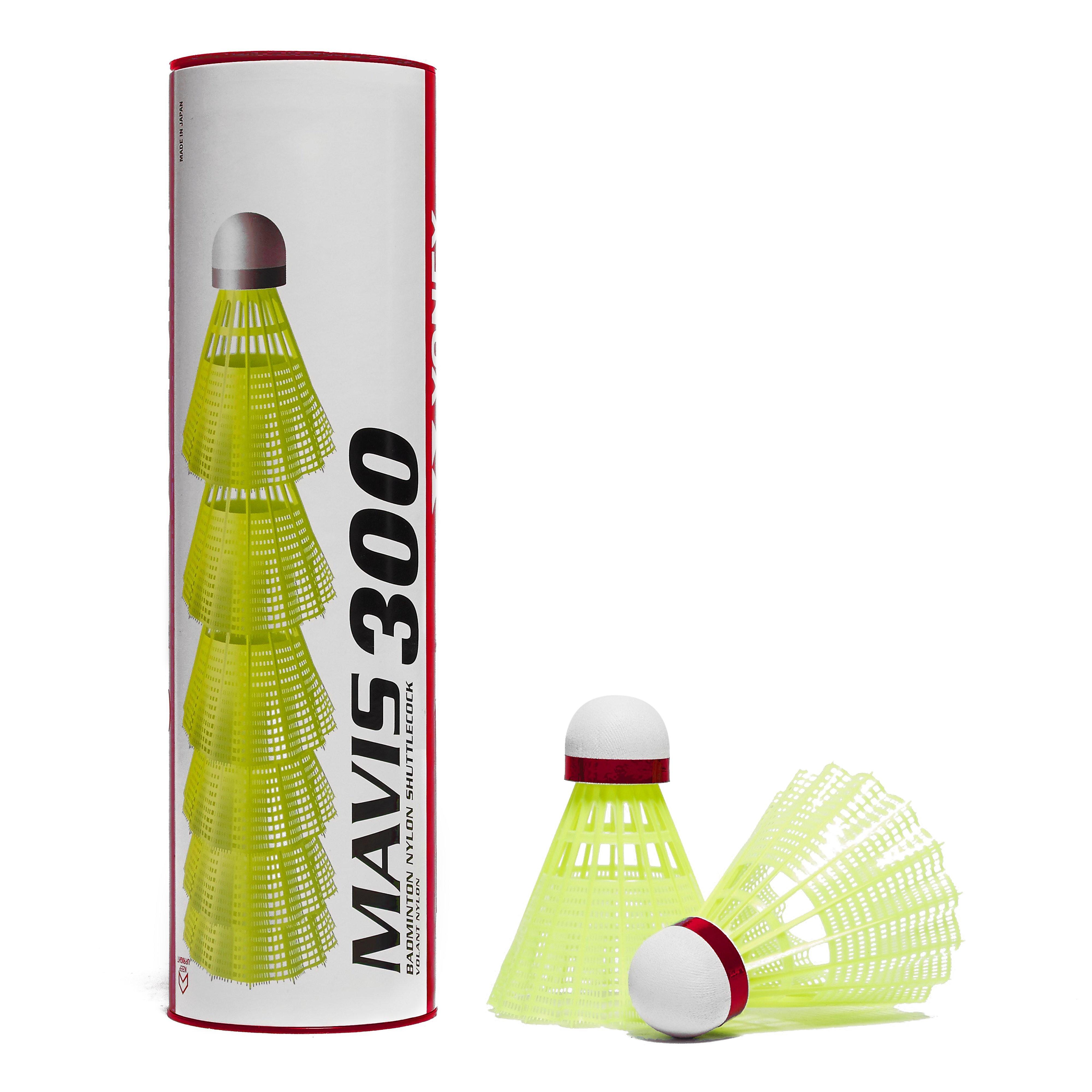 Yonex MAVIS 300 Nylon Shuttlecocks