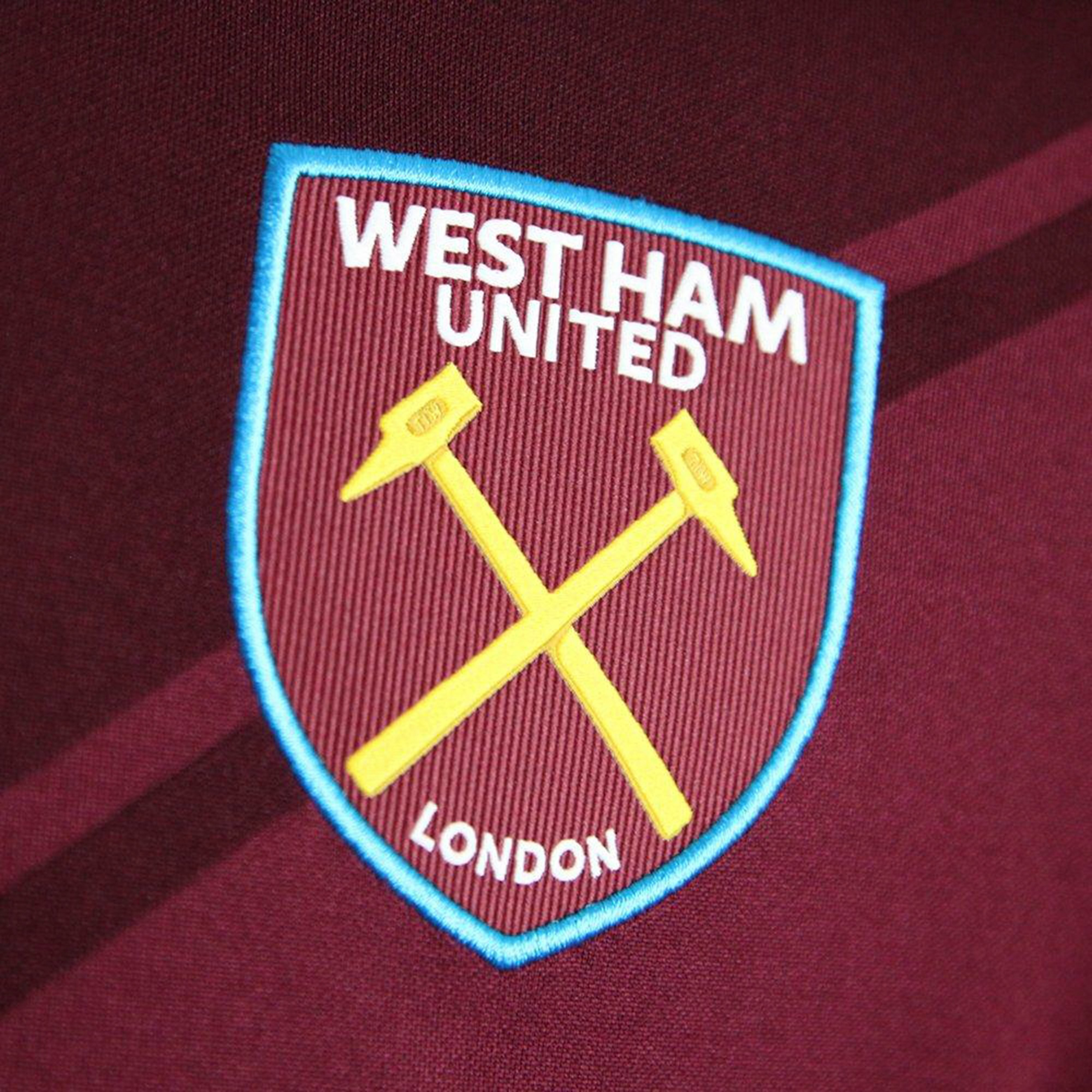 Umbro West Ham United Home 2017/18 Men's Shirt