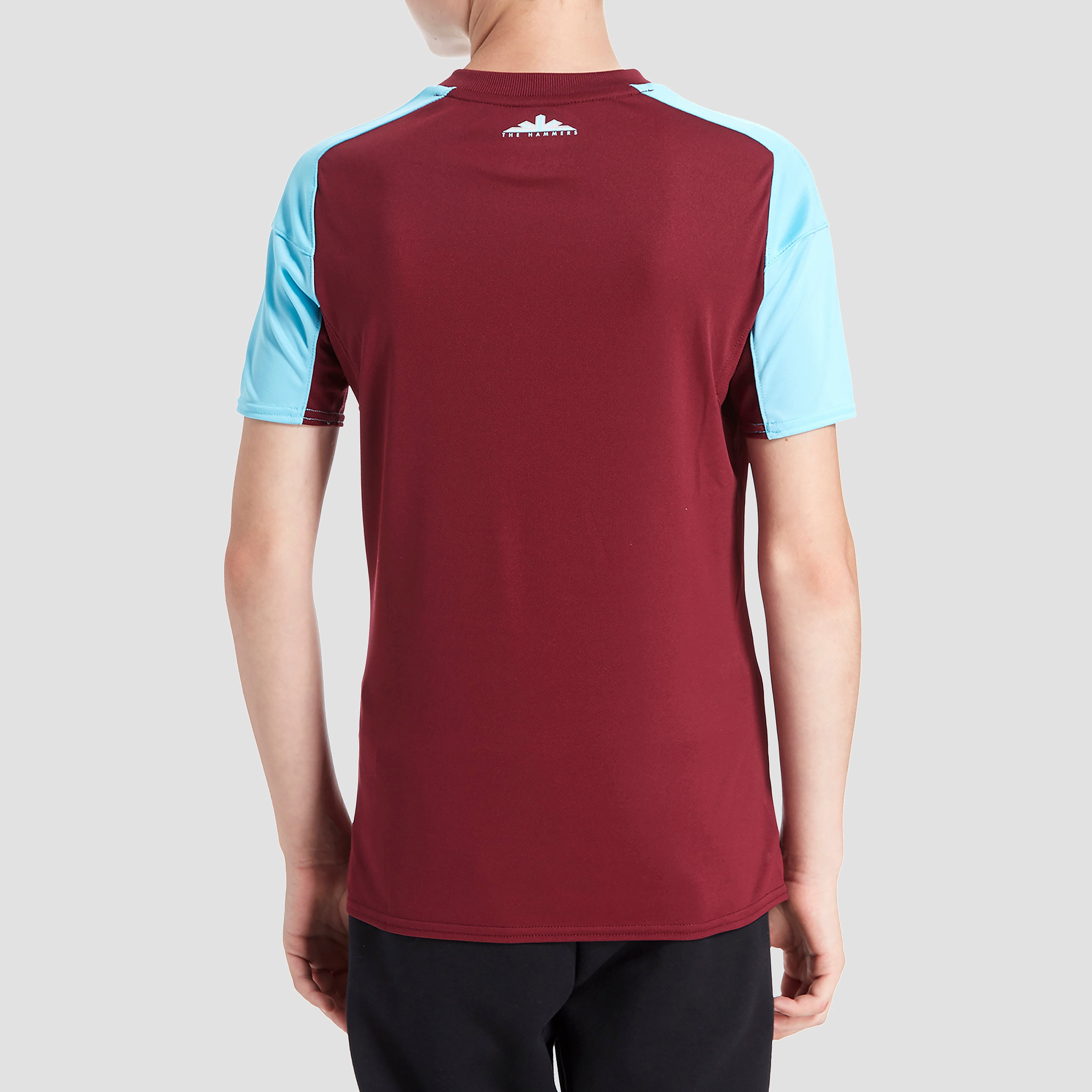 Umbro West Ham United 2017/18 Junior Home Shirt