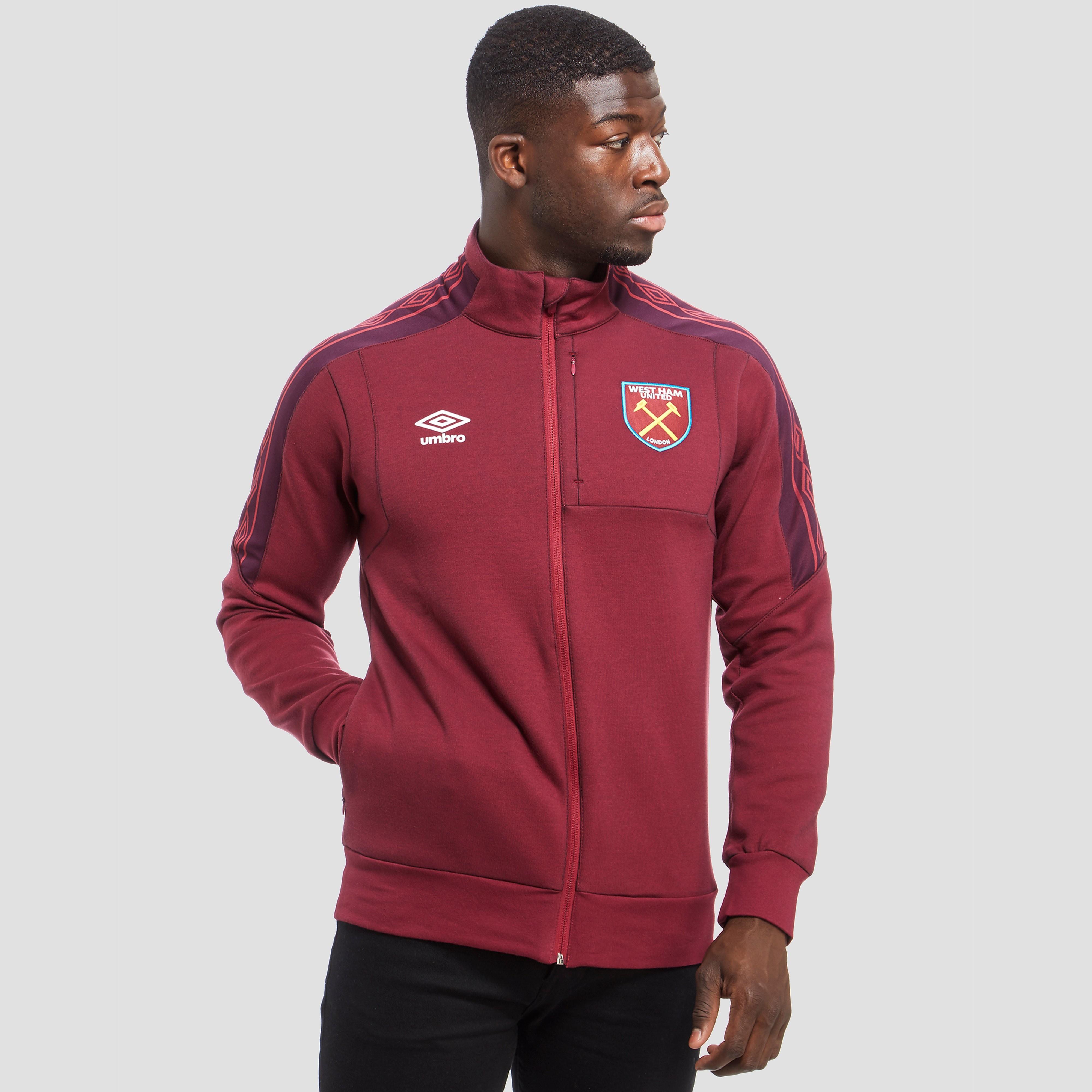 Umbro West Ham United Walkout Jacket