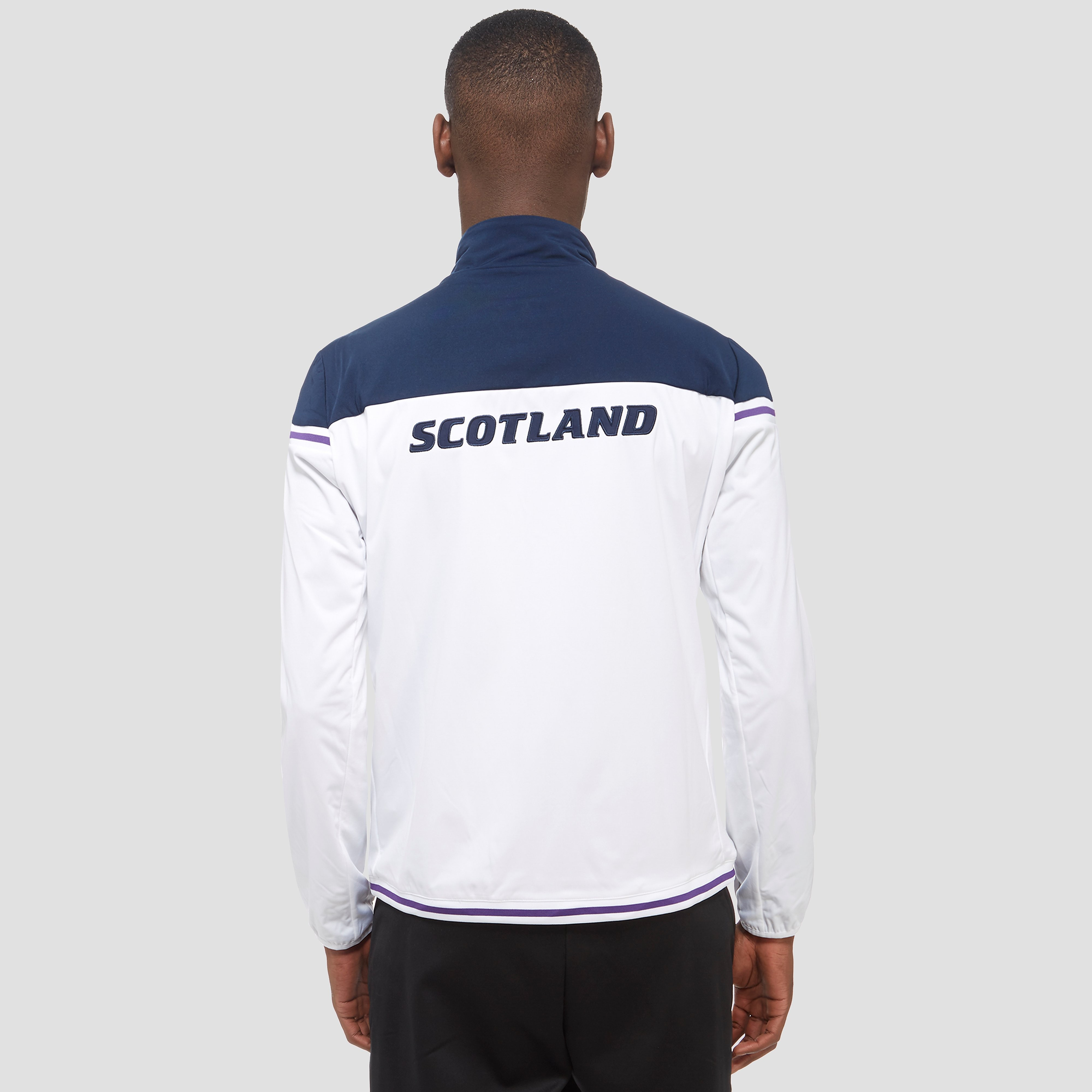Macron Scotland Rugby Union Men's Tracksuit Top