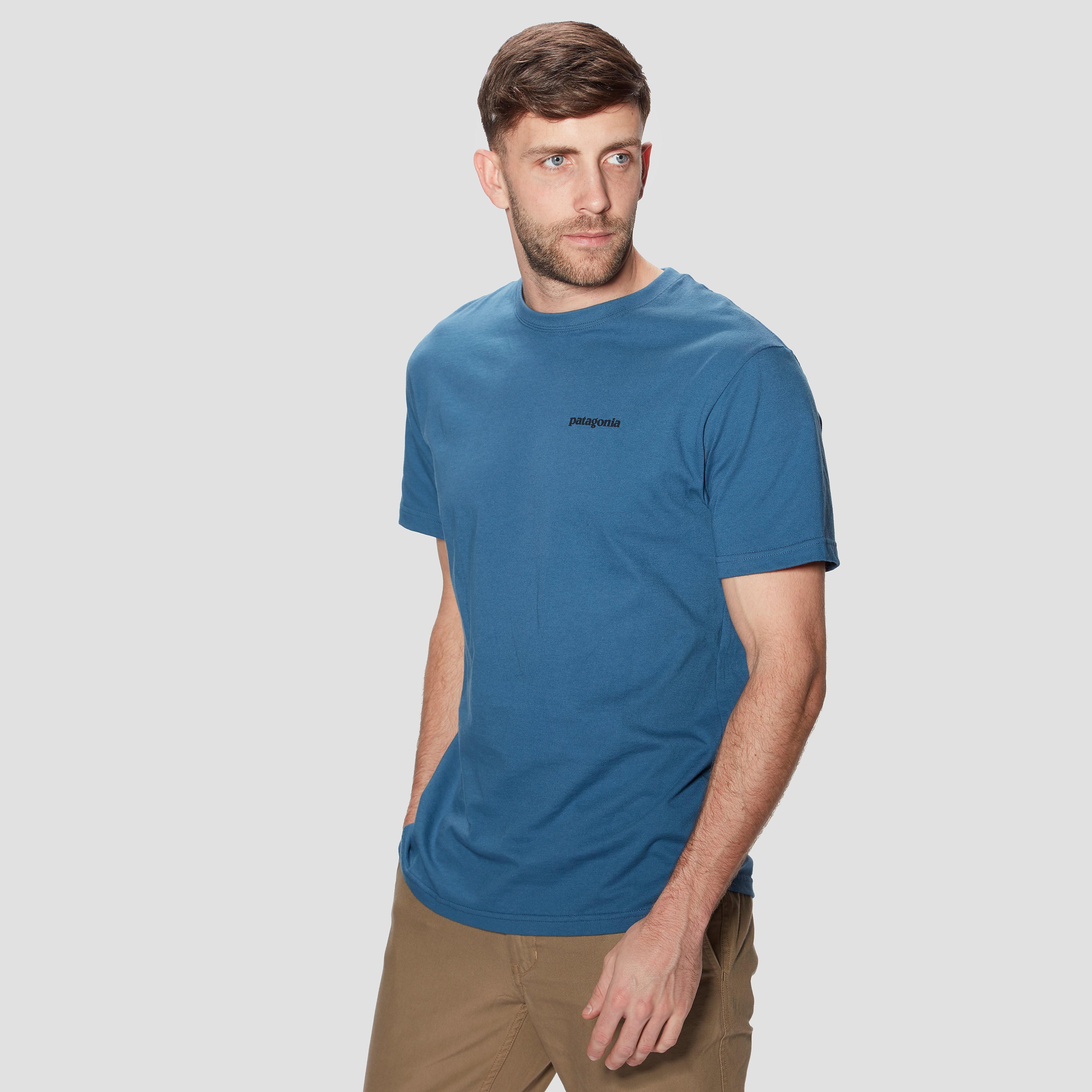 Patagonia P6 Logo Cotton Men's T-Shirt