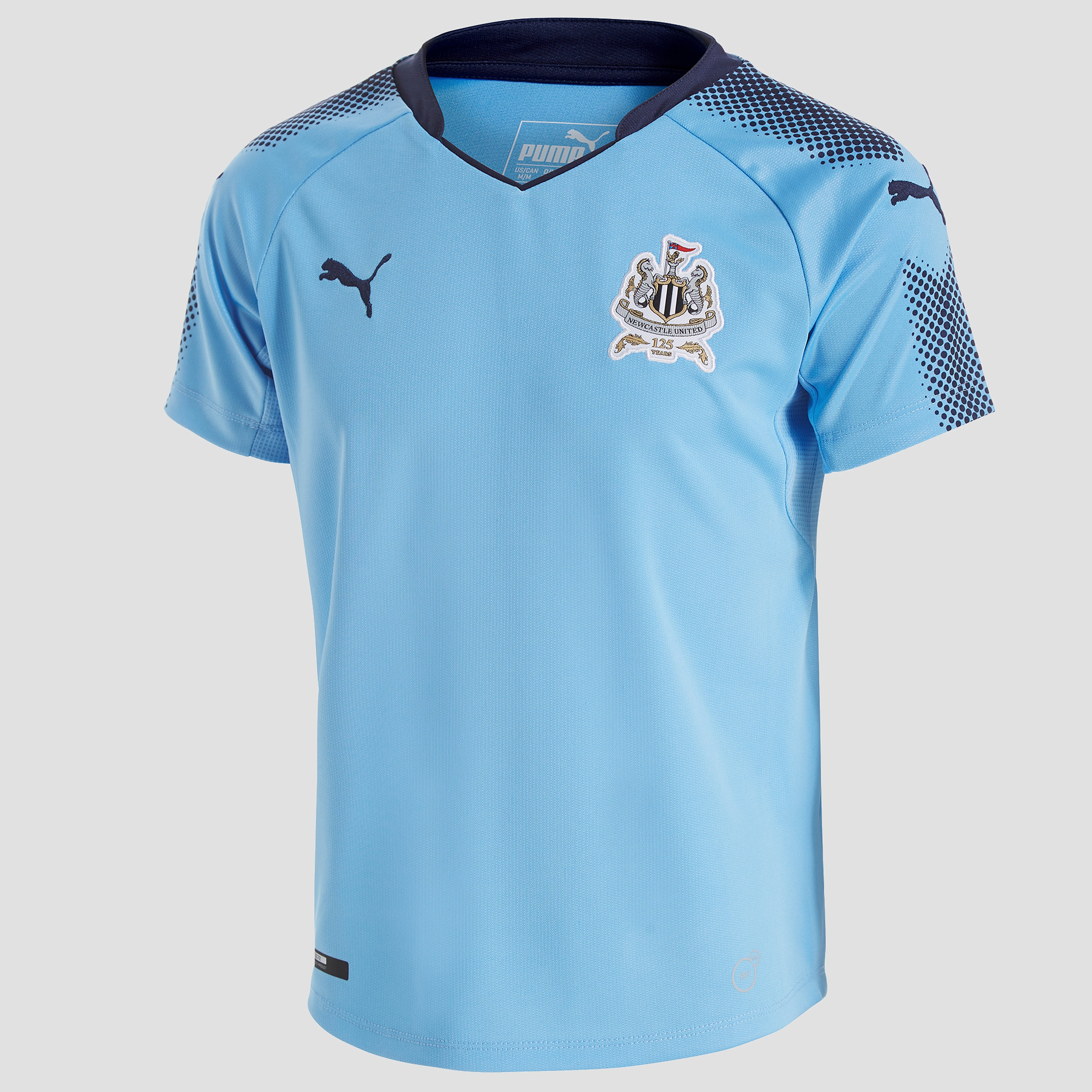 PUMA Newcastle United 2017/18 Away Shirt Junior