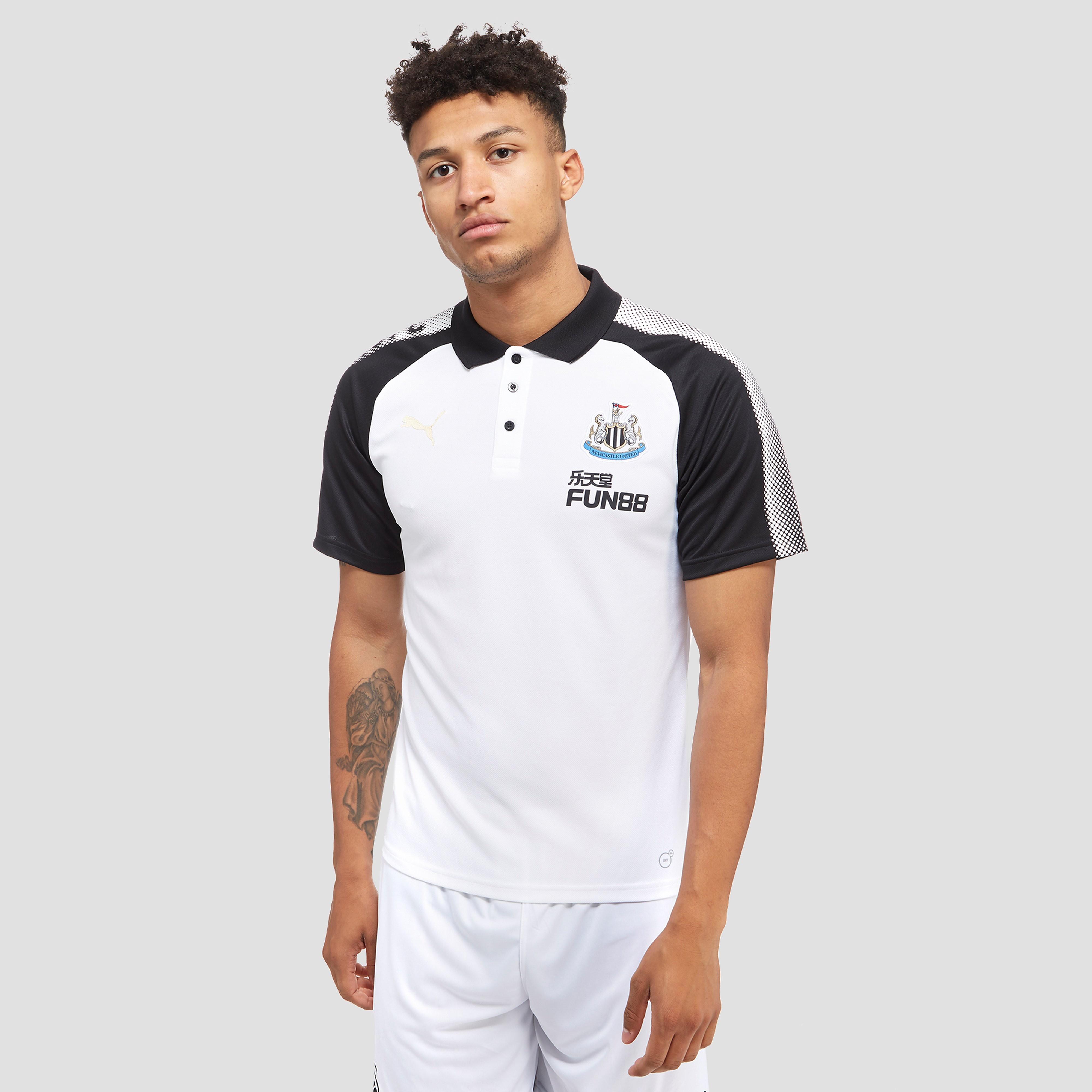 PUMA Newcastle United 2017 Leisure Polo Shirt