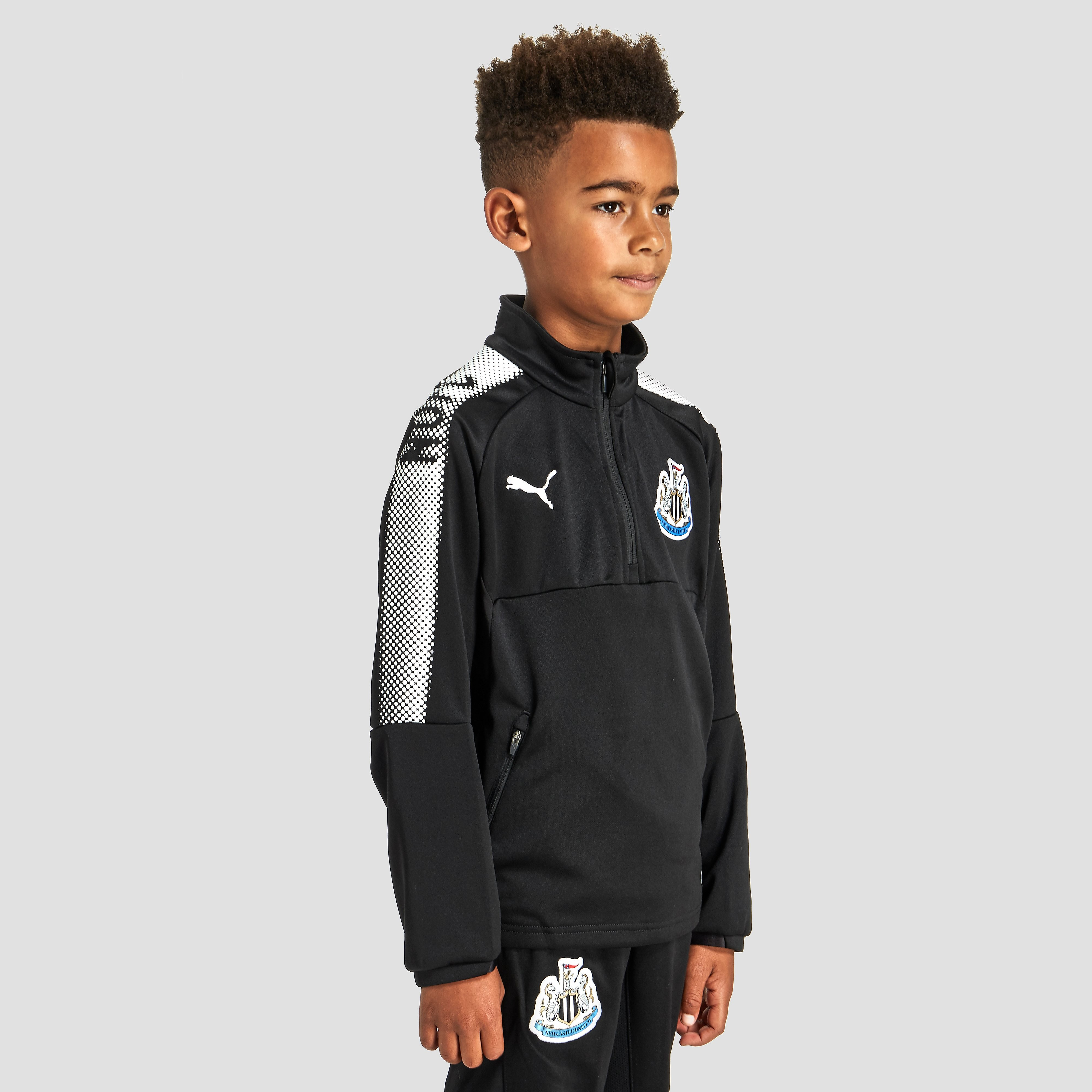 PUMA Newcastle United 1/4 Training Top Junior