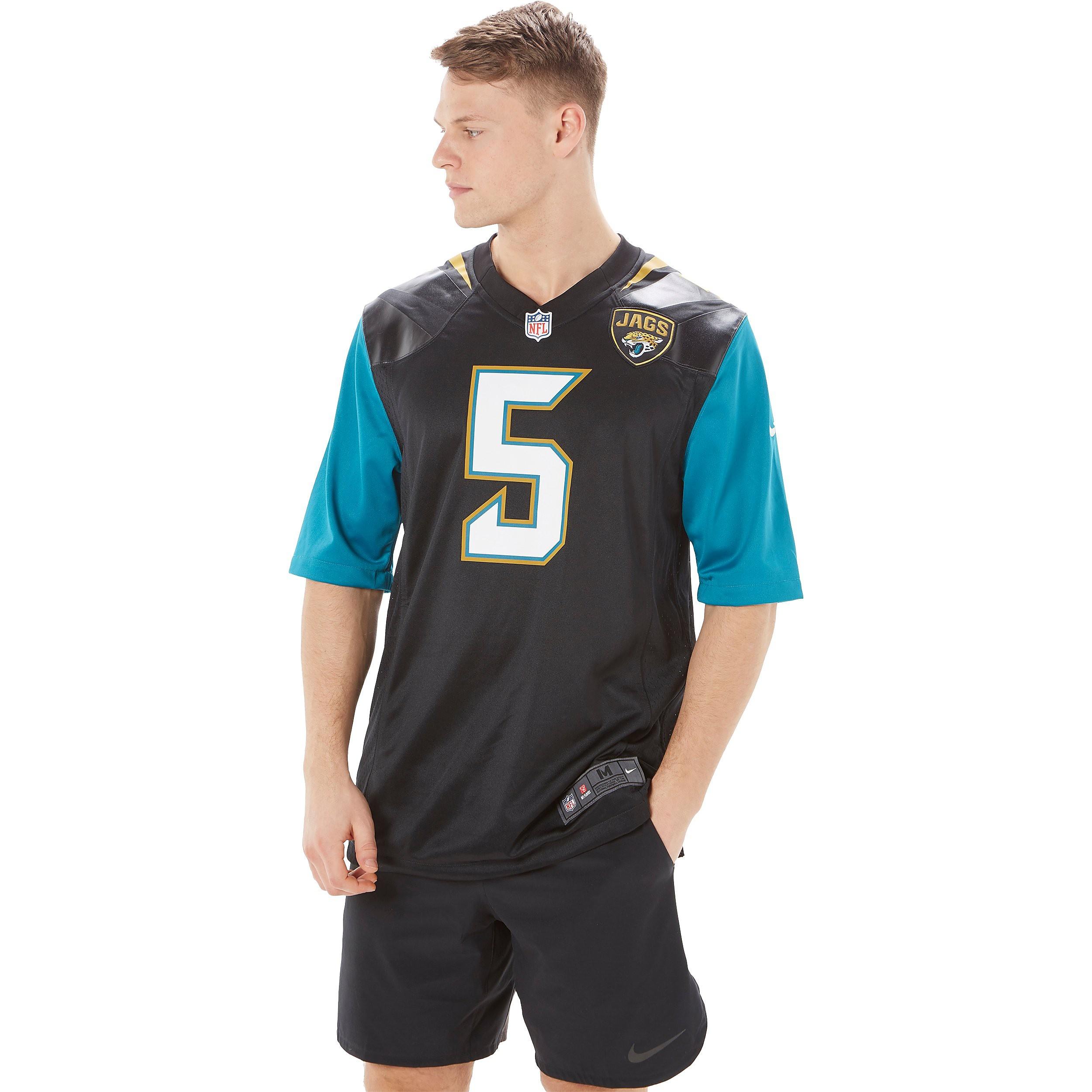Nike Jacksonville Jaguars Men's Jersey