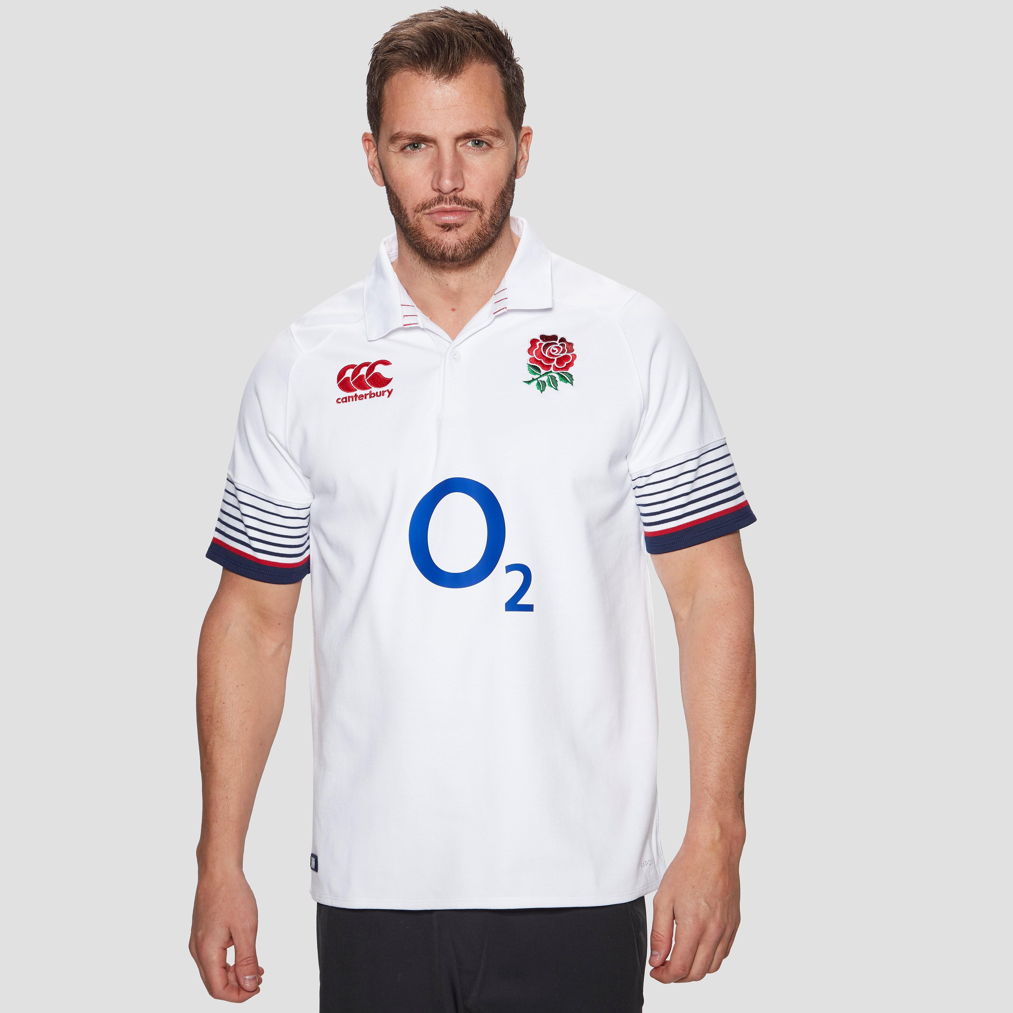 Canterbury England RFU 2017/18 Home Men's Classic Shirt
