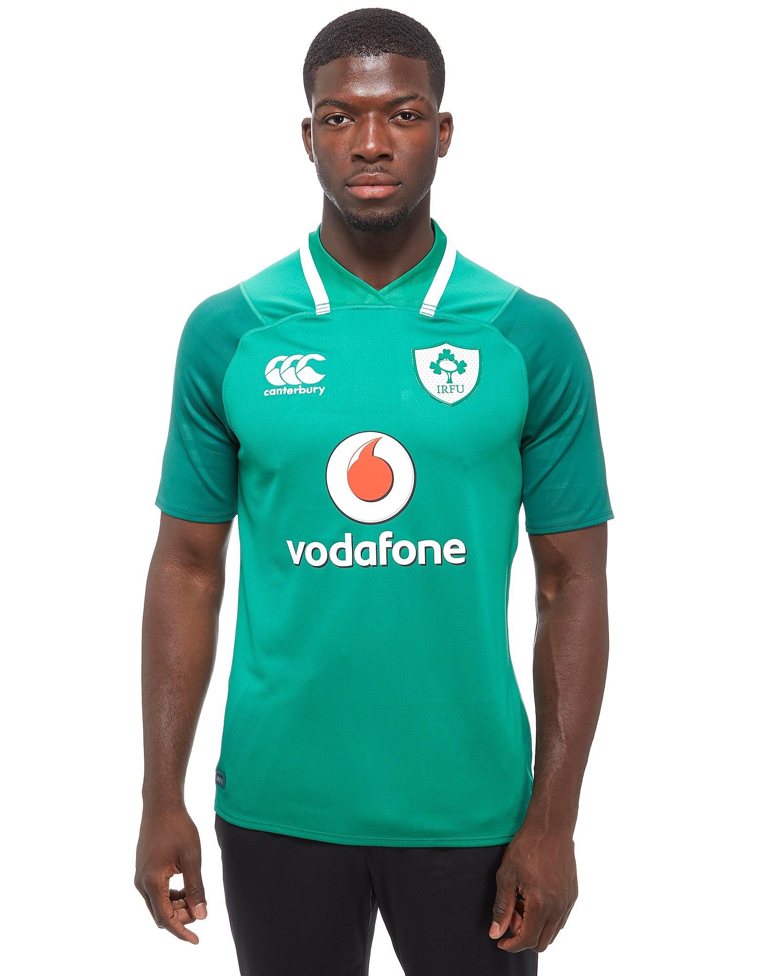 Canterbury Ireland RFU 2017 Home Player Shirt