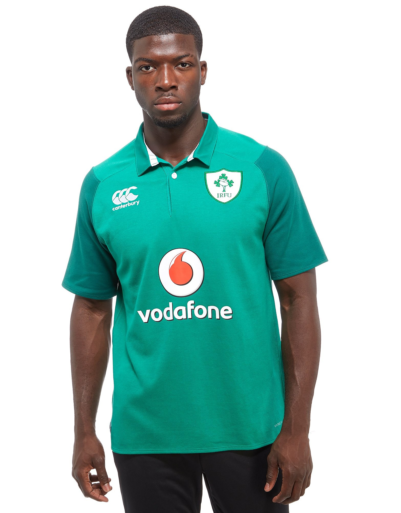 Canterbury Ireland RFU 2017 Home Classic Shirt