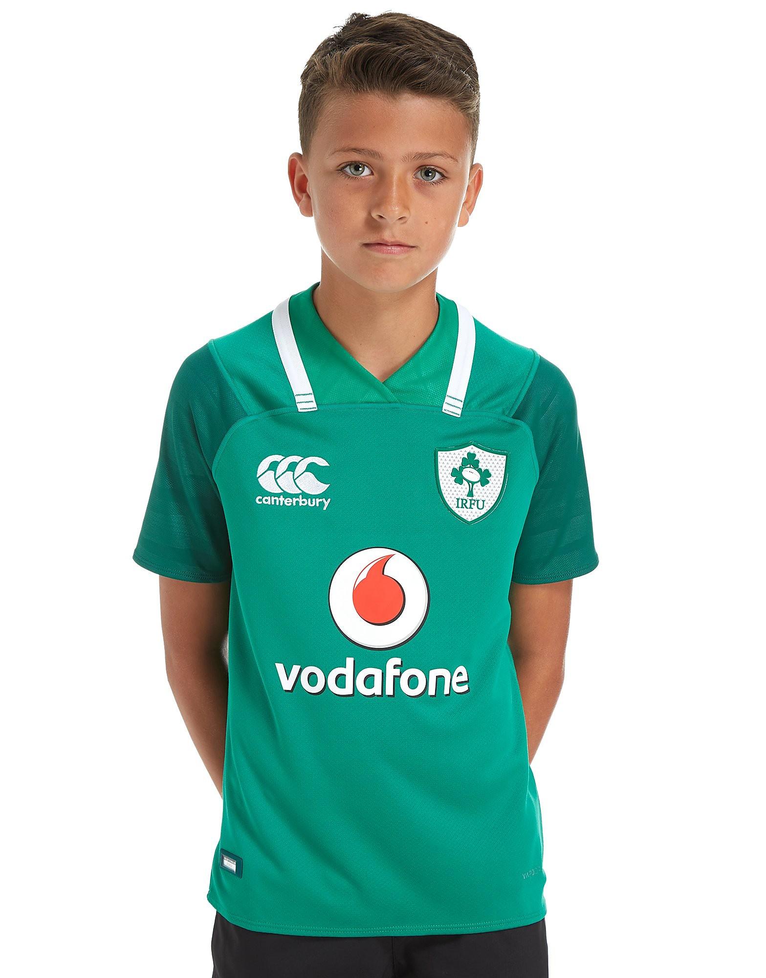 Canterbury Ireland RFU 2017 Home Player Shirt Junior