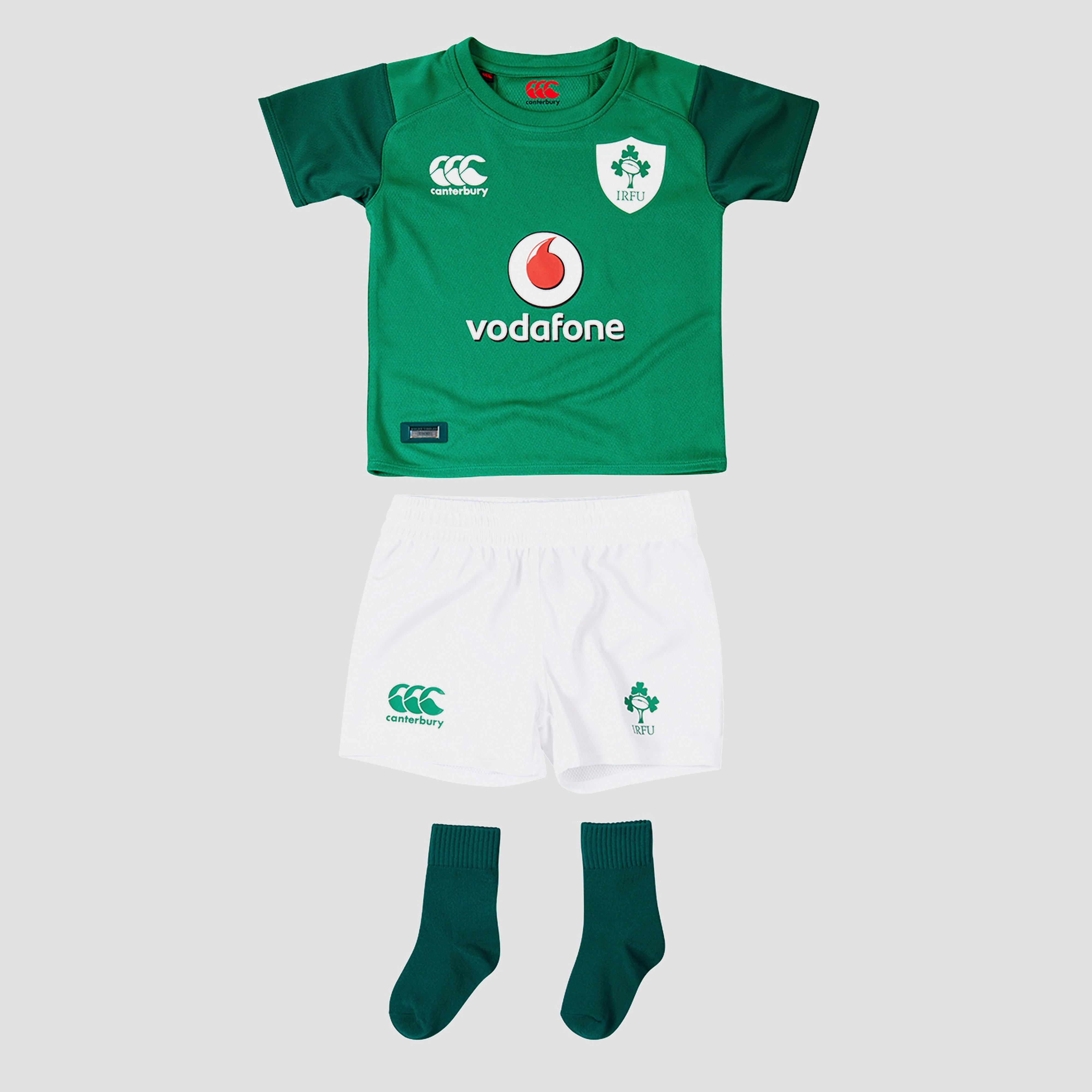 Canterbury Ireland RFU 2017 Home Kit Infant