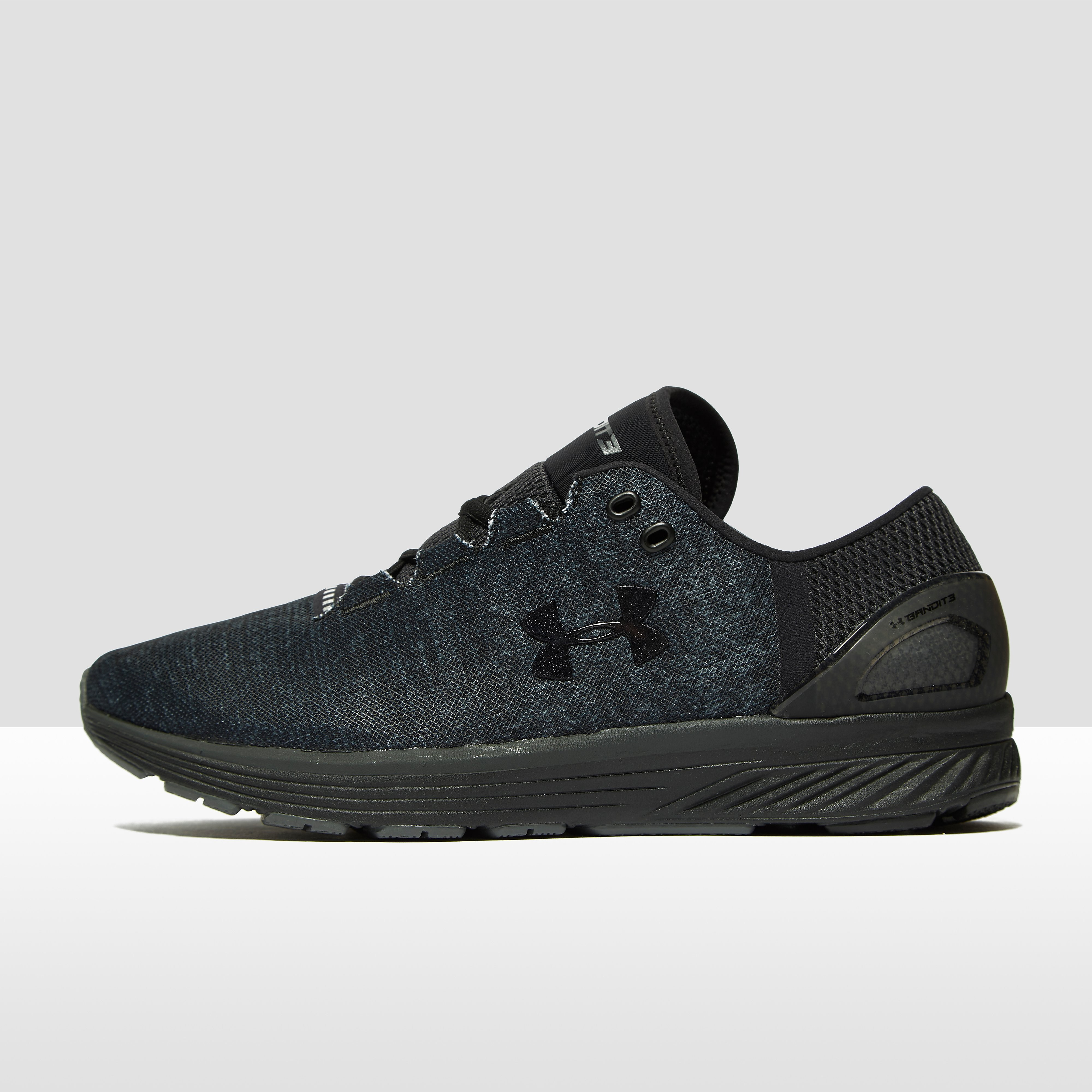 Under Armour Bandit 3 Stealth Men's Running Shoes