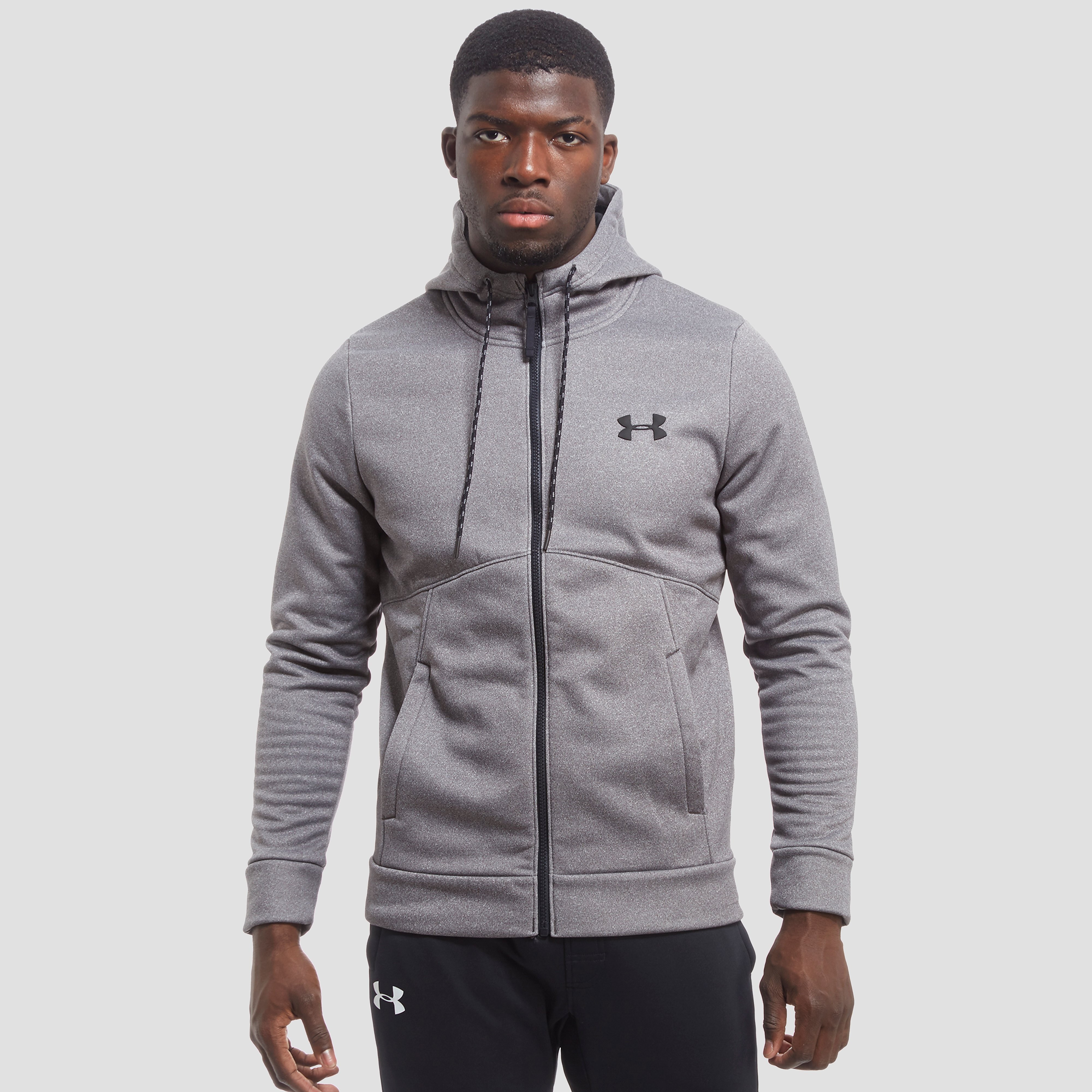 Under Armour Men's Icon Full Zip Hoodie