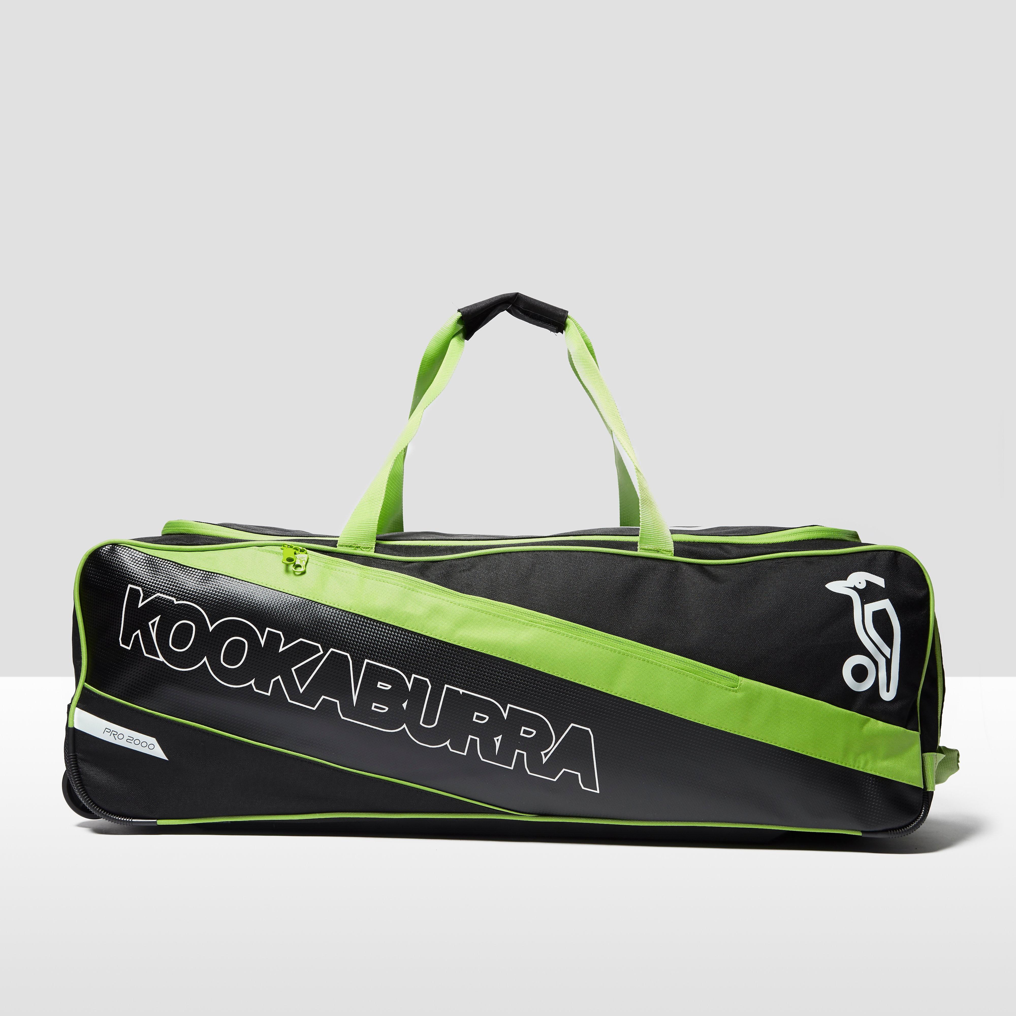 Kookaburra Pro 2000 Wheelie Cricket Kit Bag