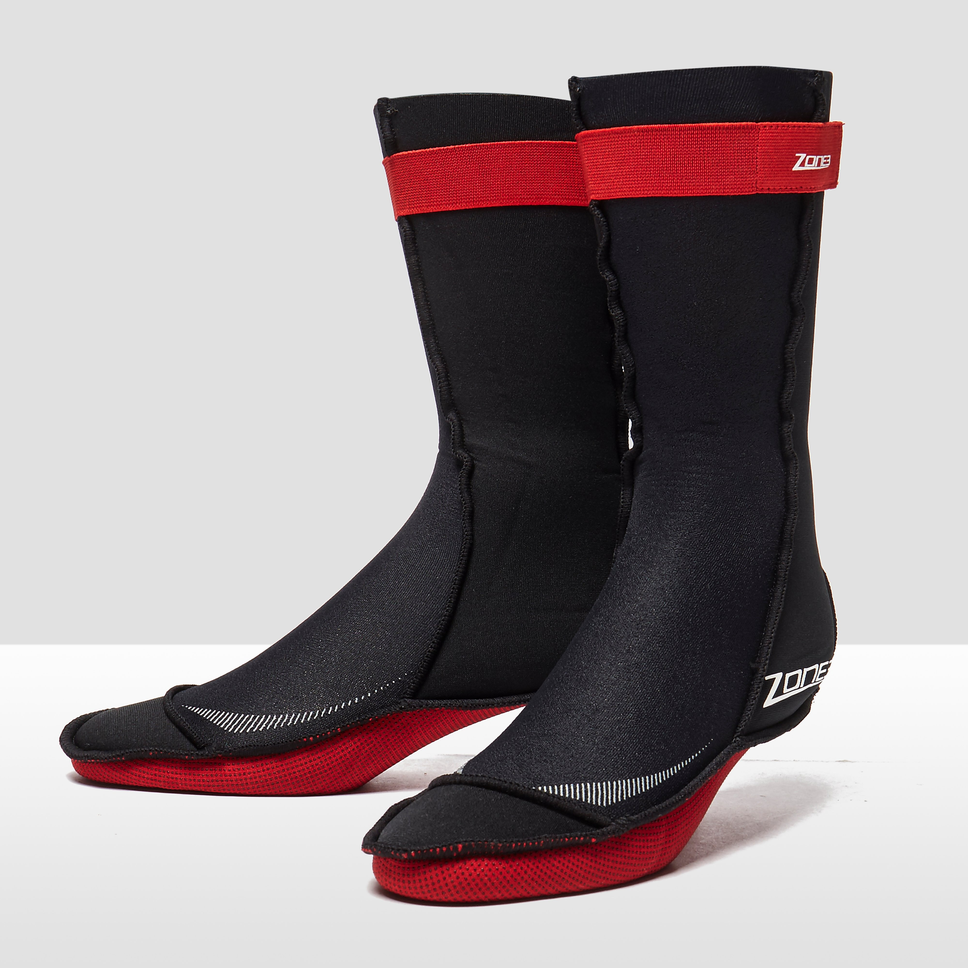 Zone 3 1 Pair Neoprene Swim Socks