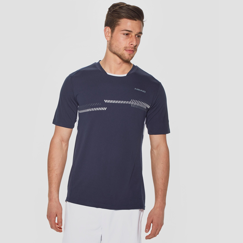 Head Club Technical Men's Tennis T-shirt