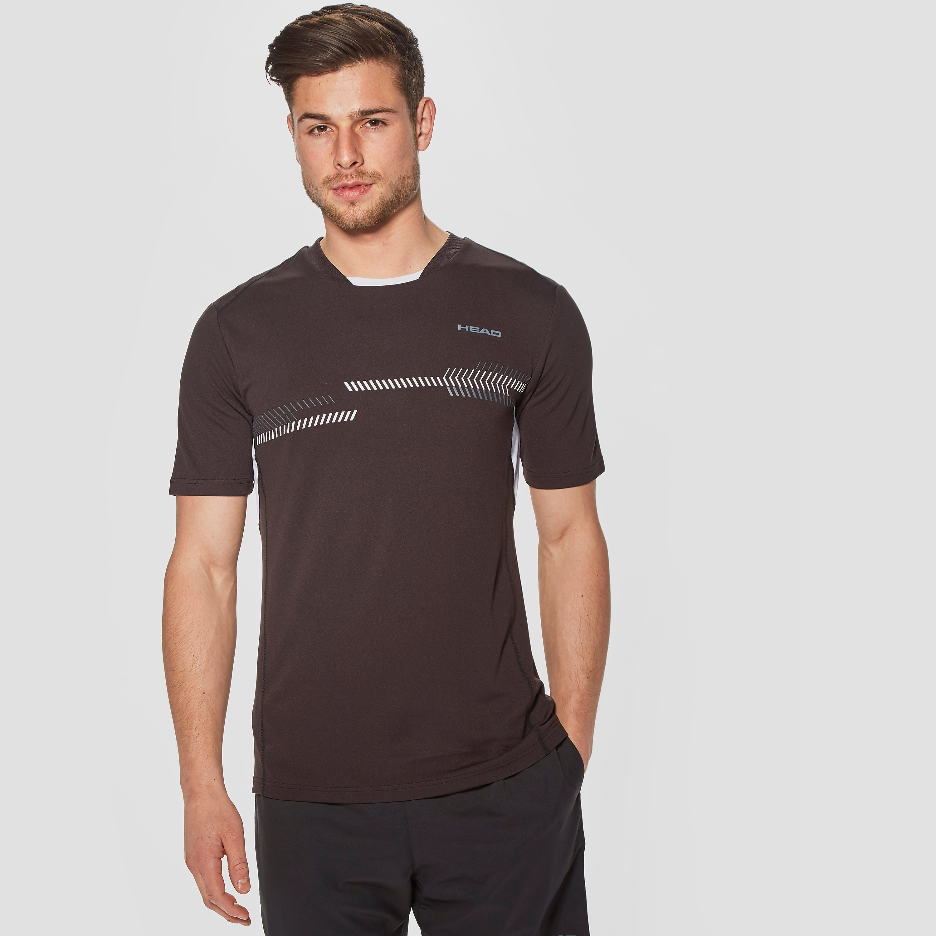 Head Club Technical Men's Tennis T-Shirt