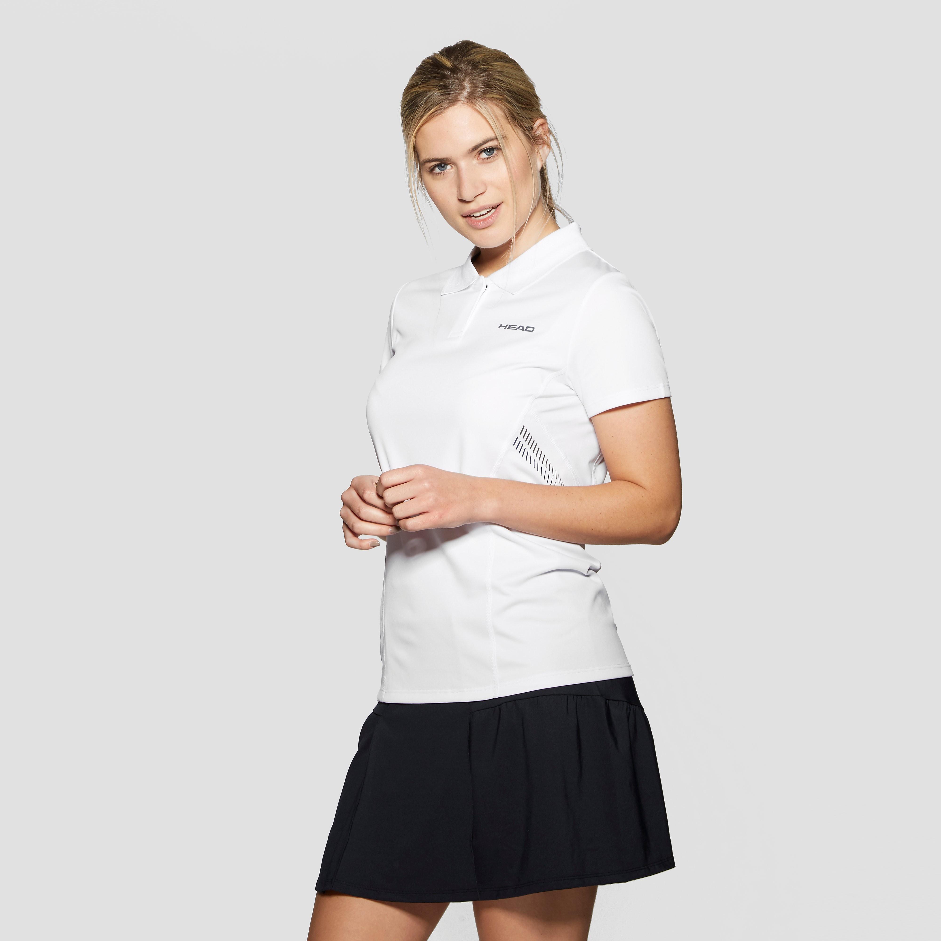 Head Club Technical Women's Tennis Polo Shirt