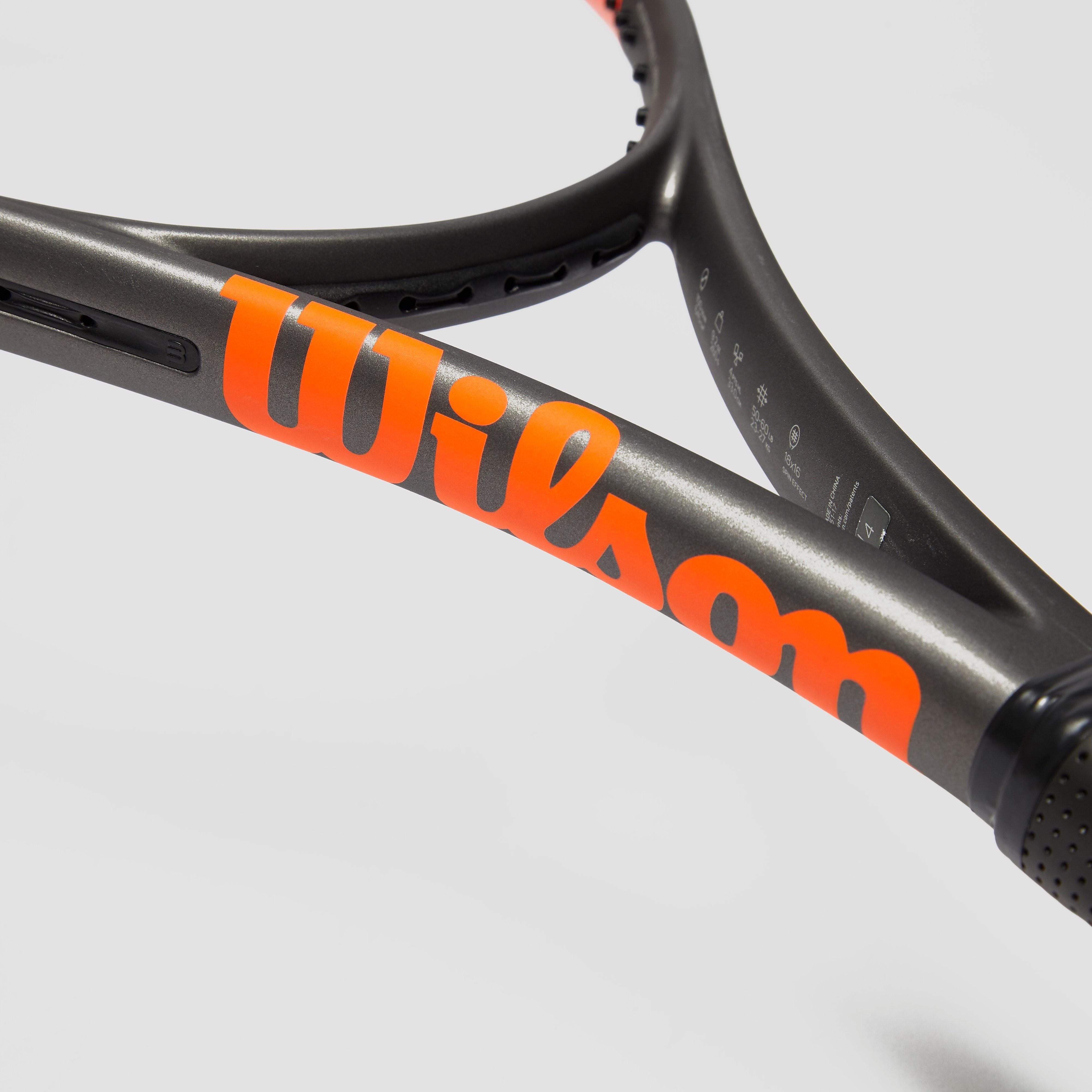 Wilson Burn 100ULS Unstrung Tennis Racket