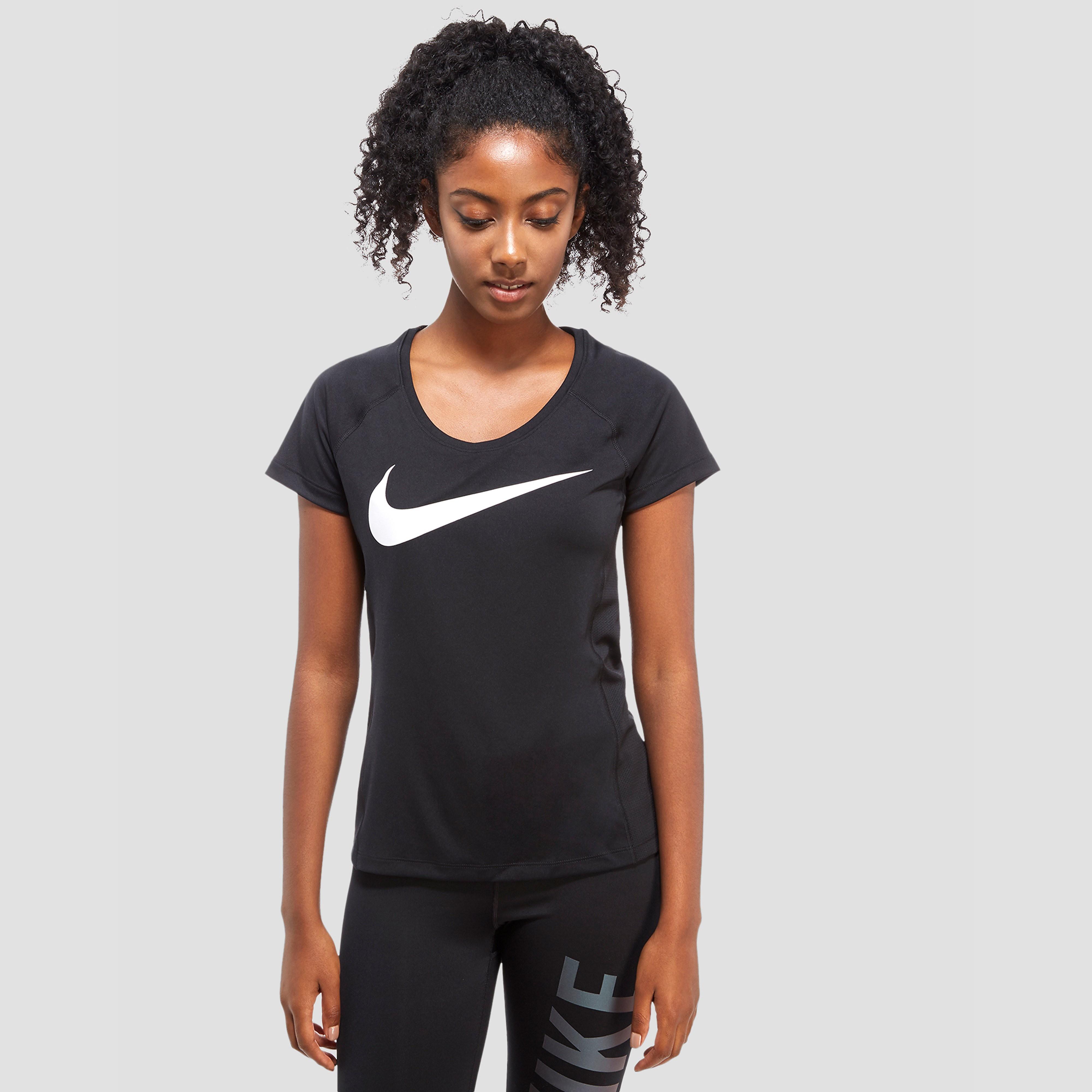 Nike Dry Miler Short Sleeve Women's Running Top