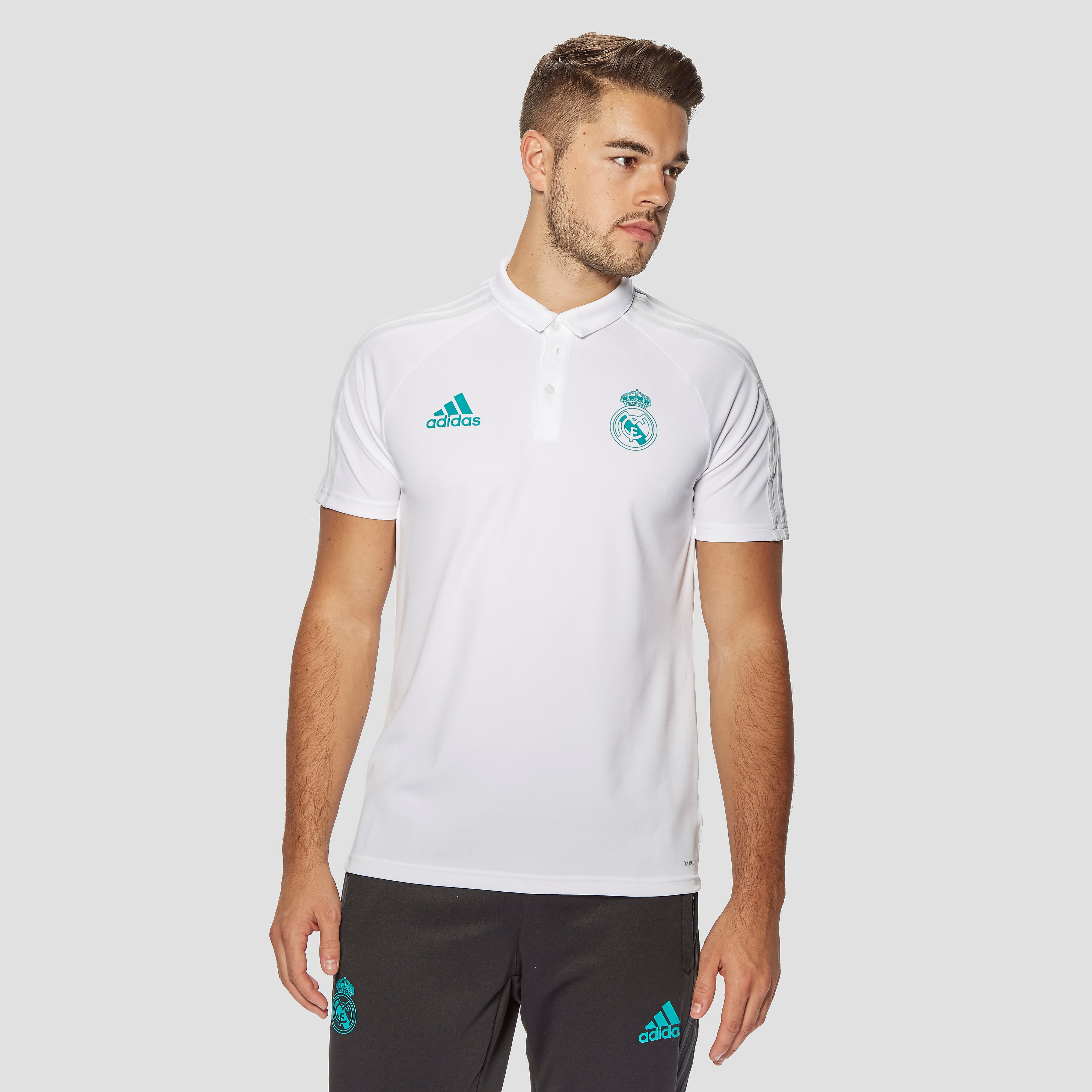adidas Real Madrid Men's Training Polo Shirt