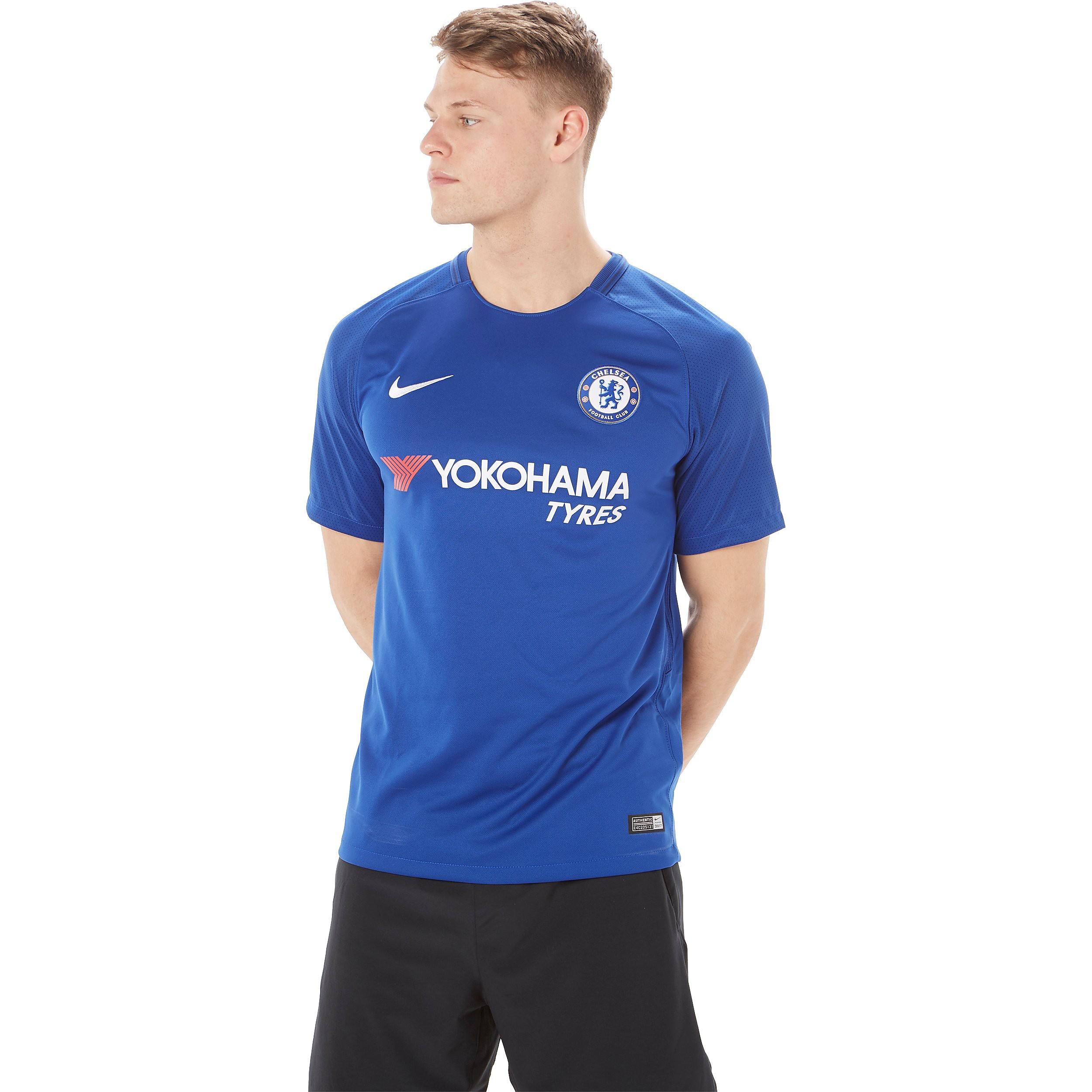 Nike Chelsea FC 2017/18 Home Shirt