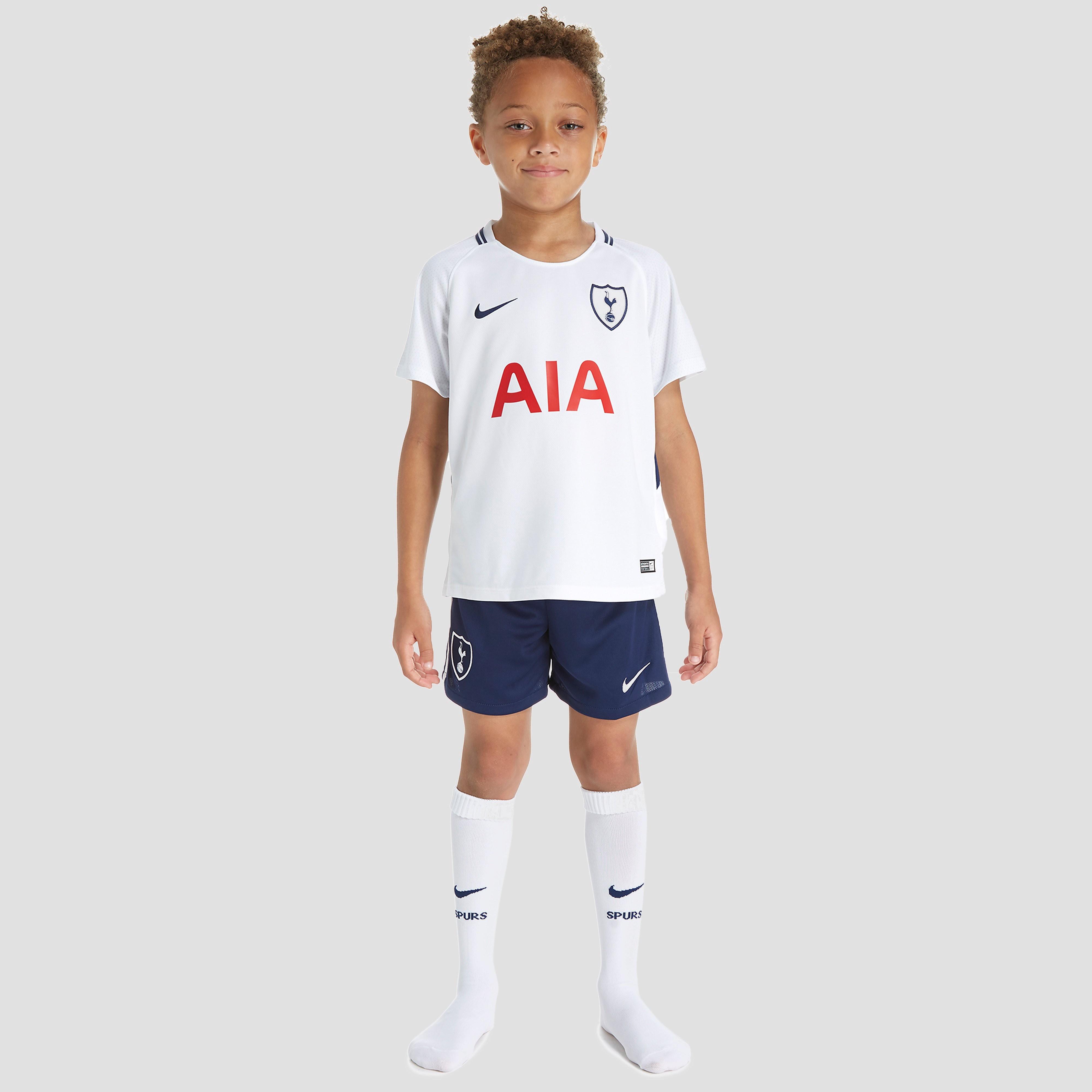 Nike Tottenham Hotspur 2017/18 Home Kit Children