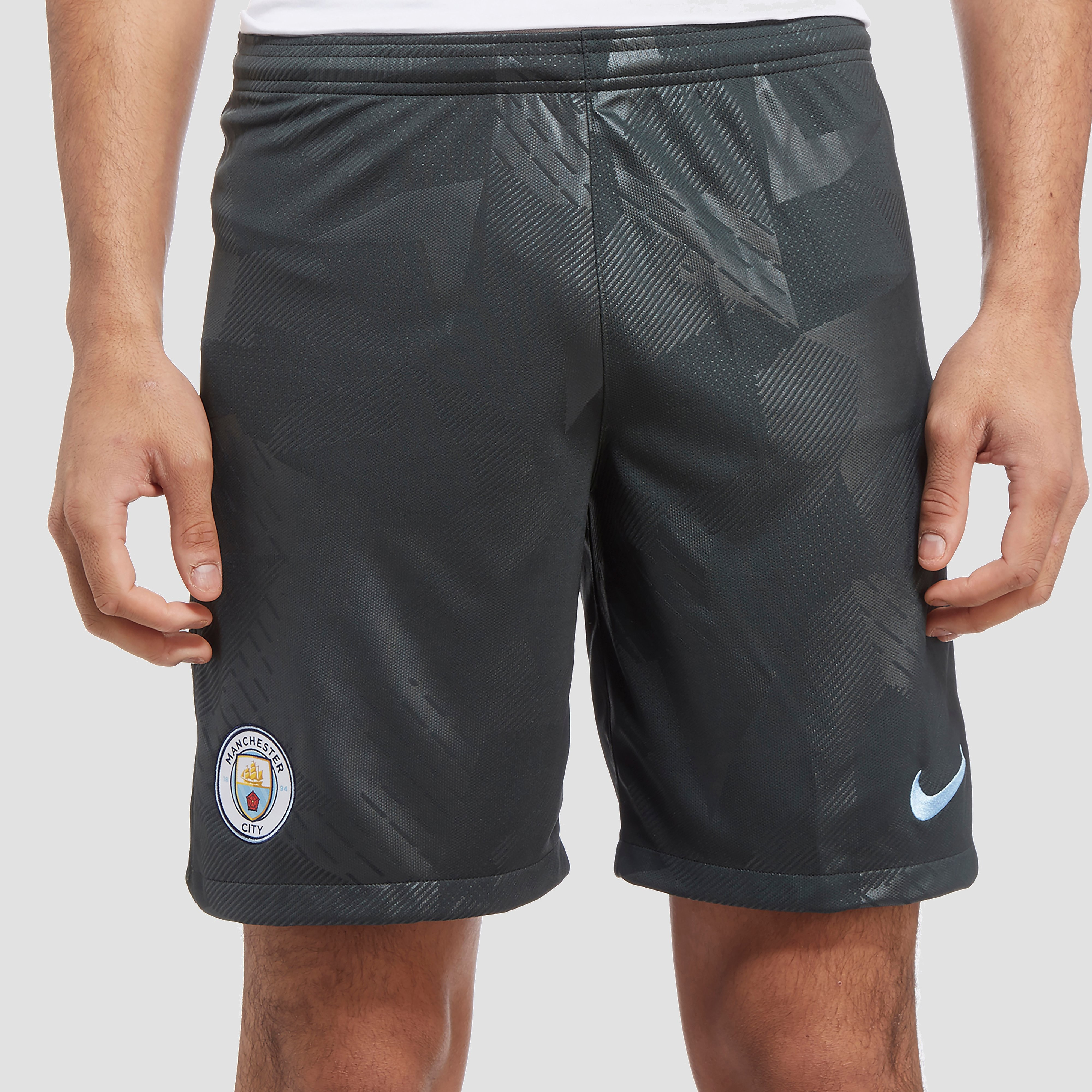 Nike Manchester City FC 2017/18 Men's Third Shorts