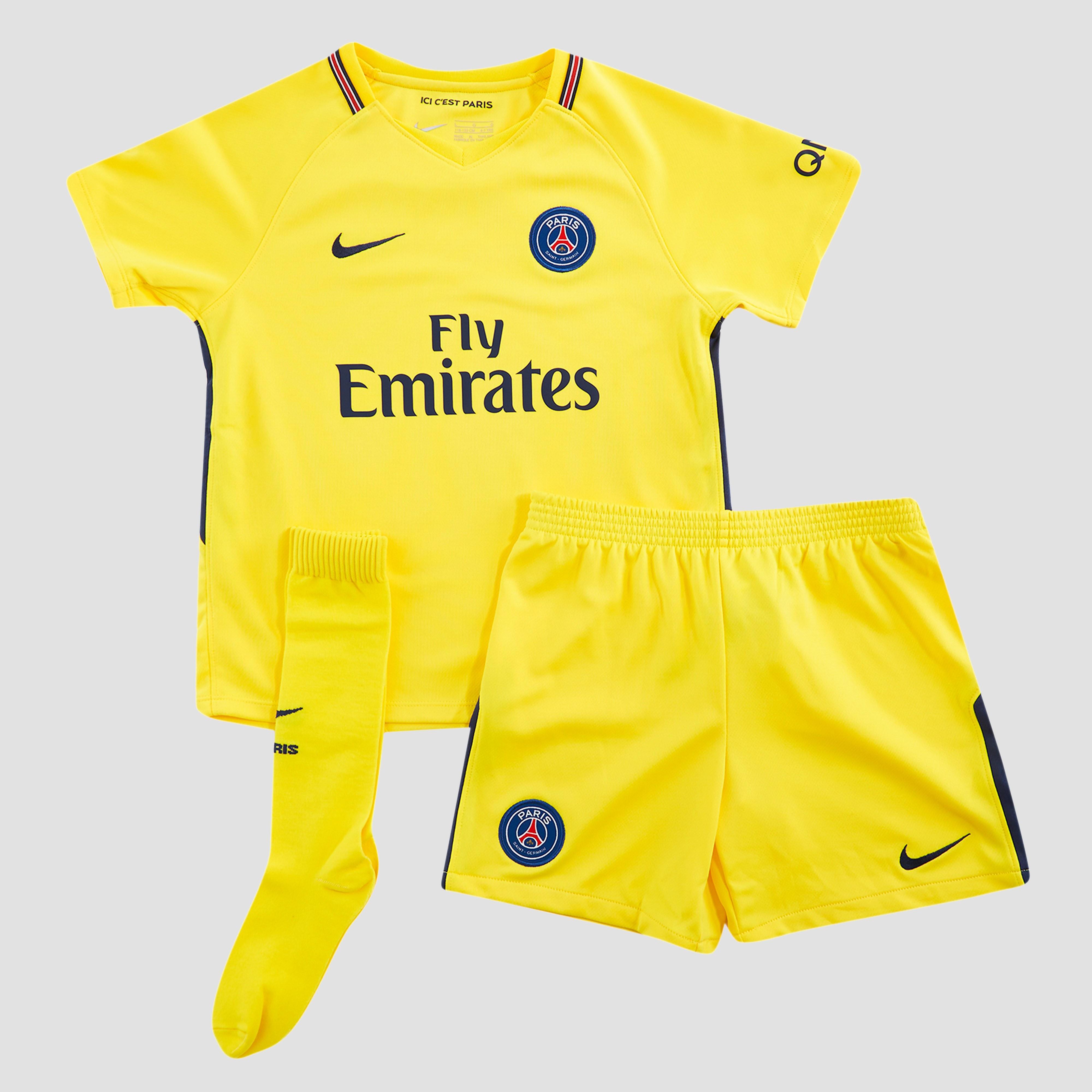 Nike Paris Saint Germain 2017/18 Away Kit Children