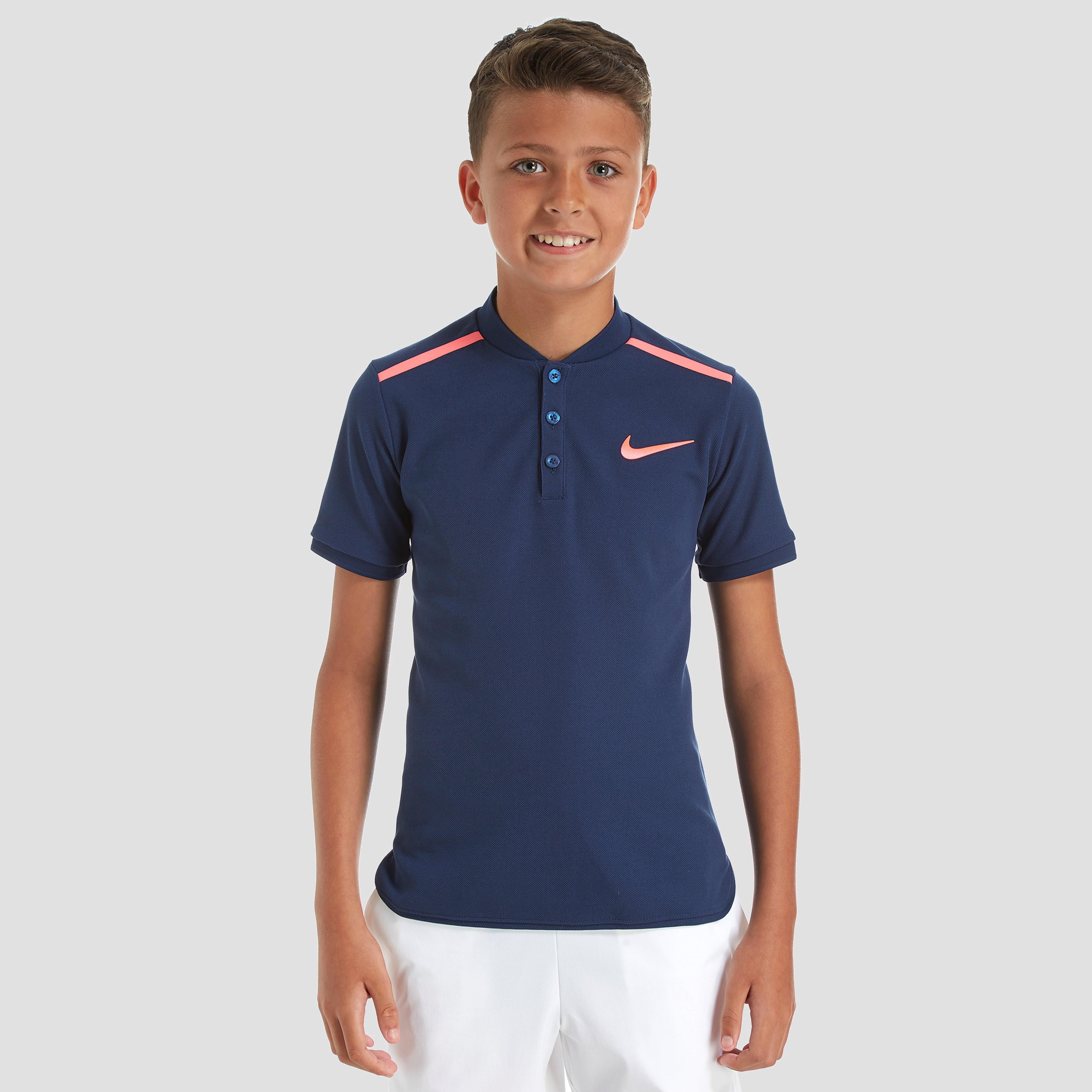 Nike Junior SS Polo Shirt