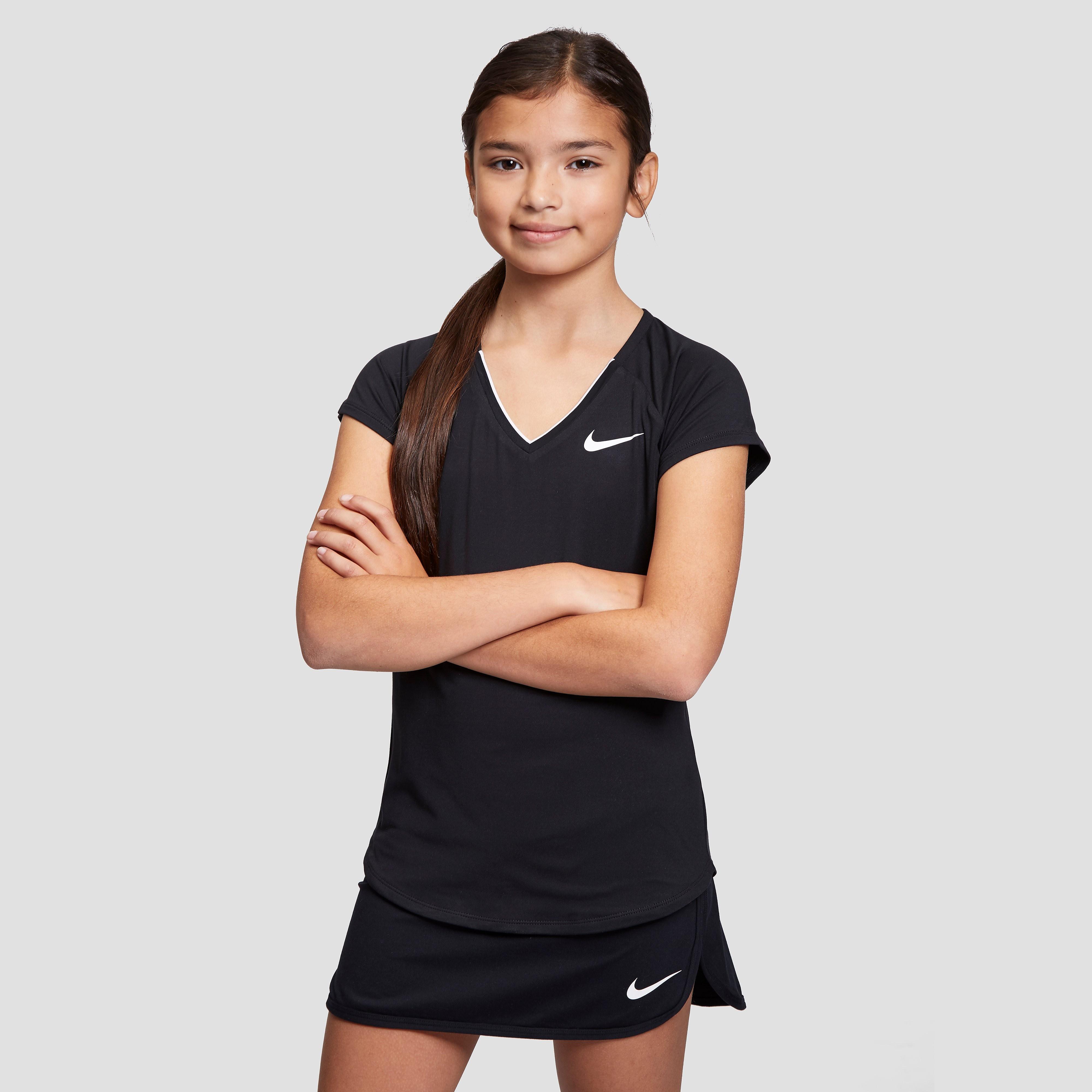 Nike Pure Junior Tennis Top