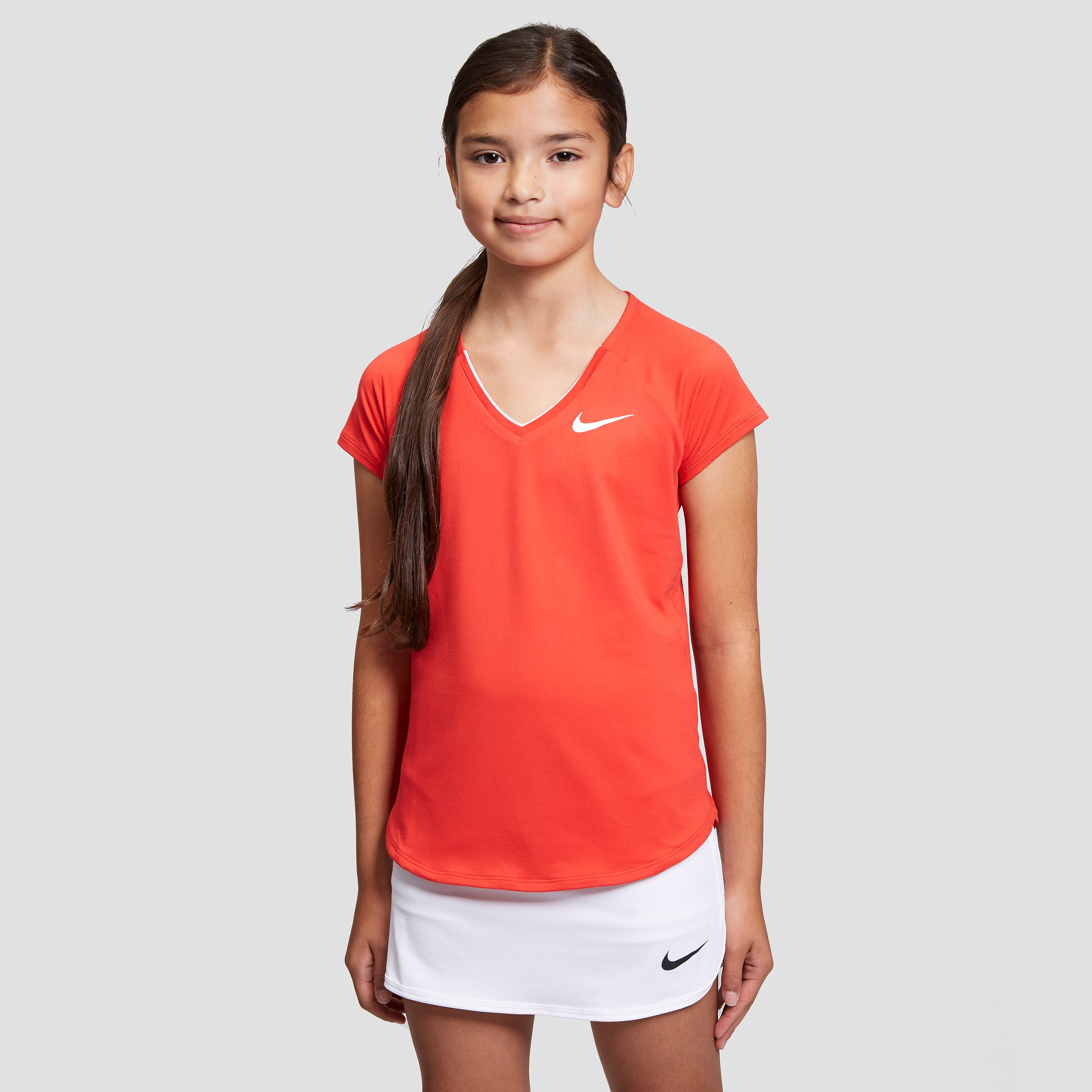 Nike Pure Junior Tennis Top