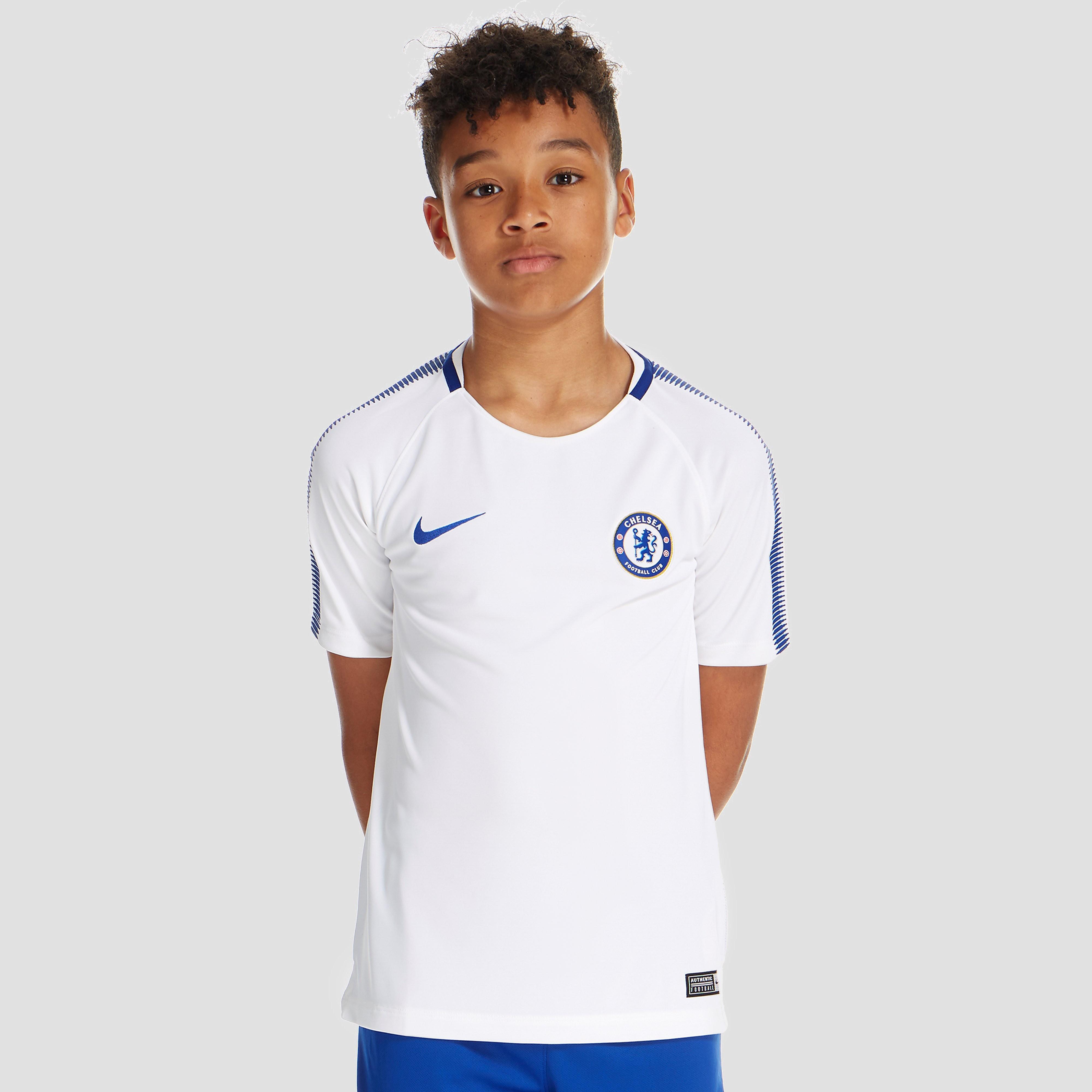 Nike Chelsea FC 2017 Squad Training Shirt Junior