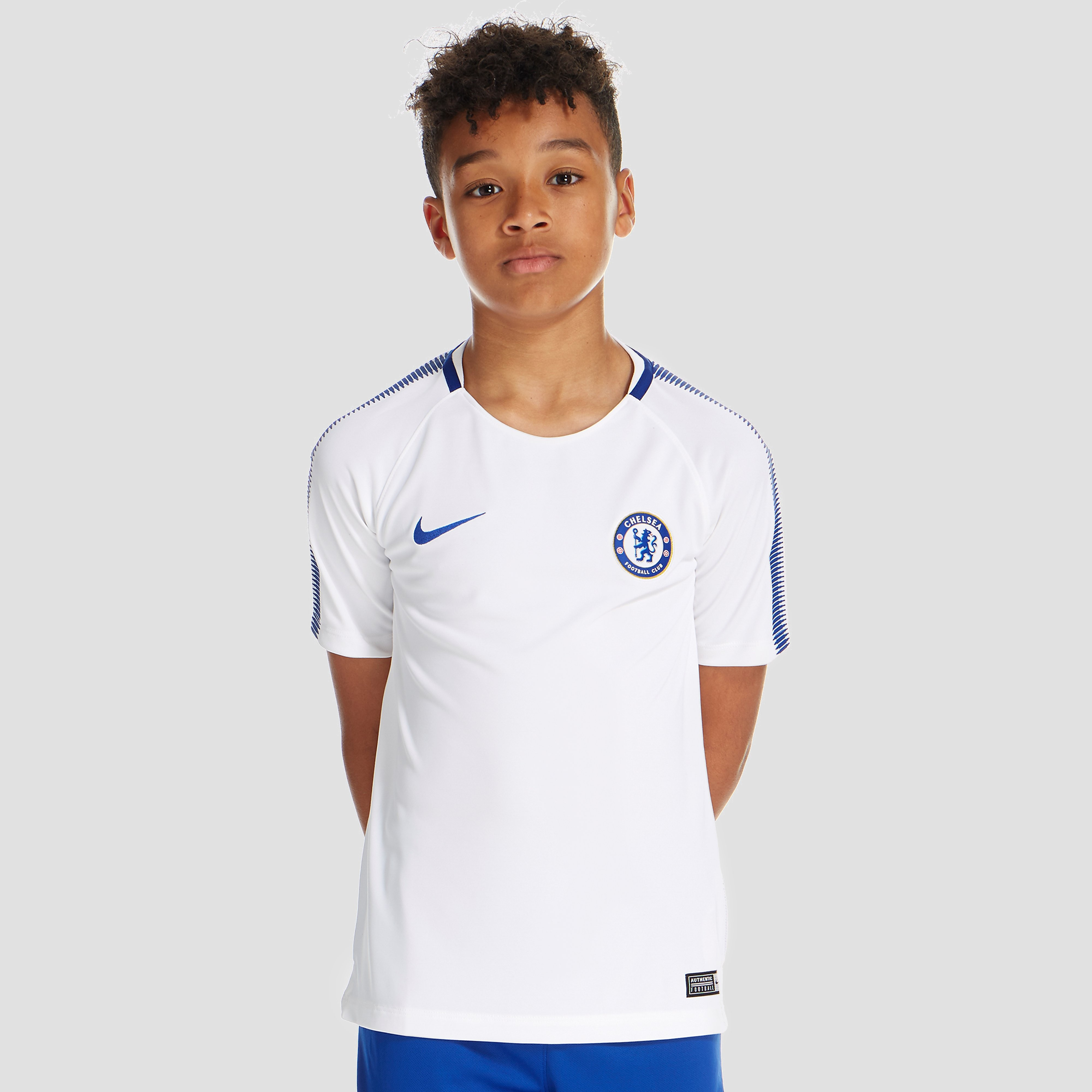 Nike Chelsea FC 2017 Squad Training Shirt Junior