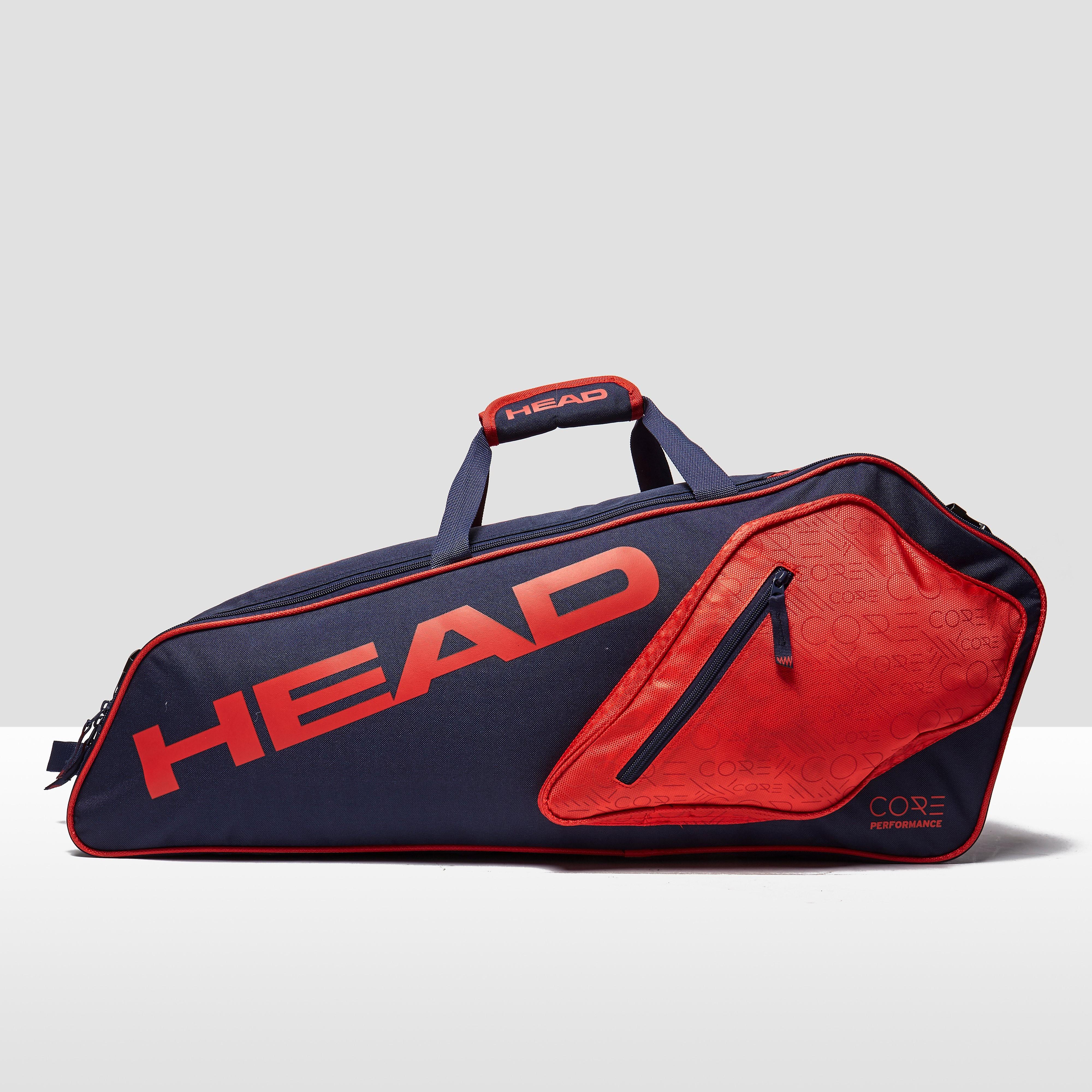 Head Core 6R Combi  Tennis Racketbag