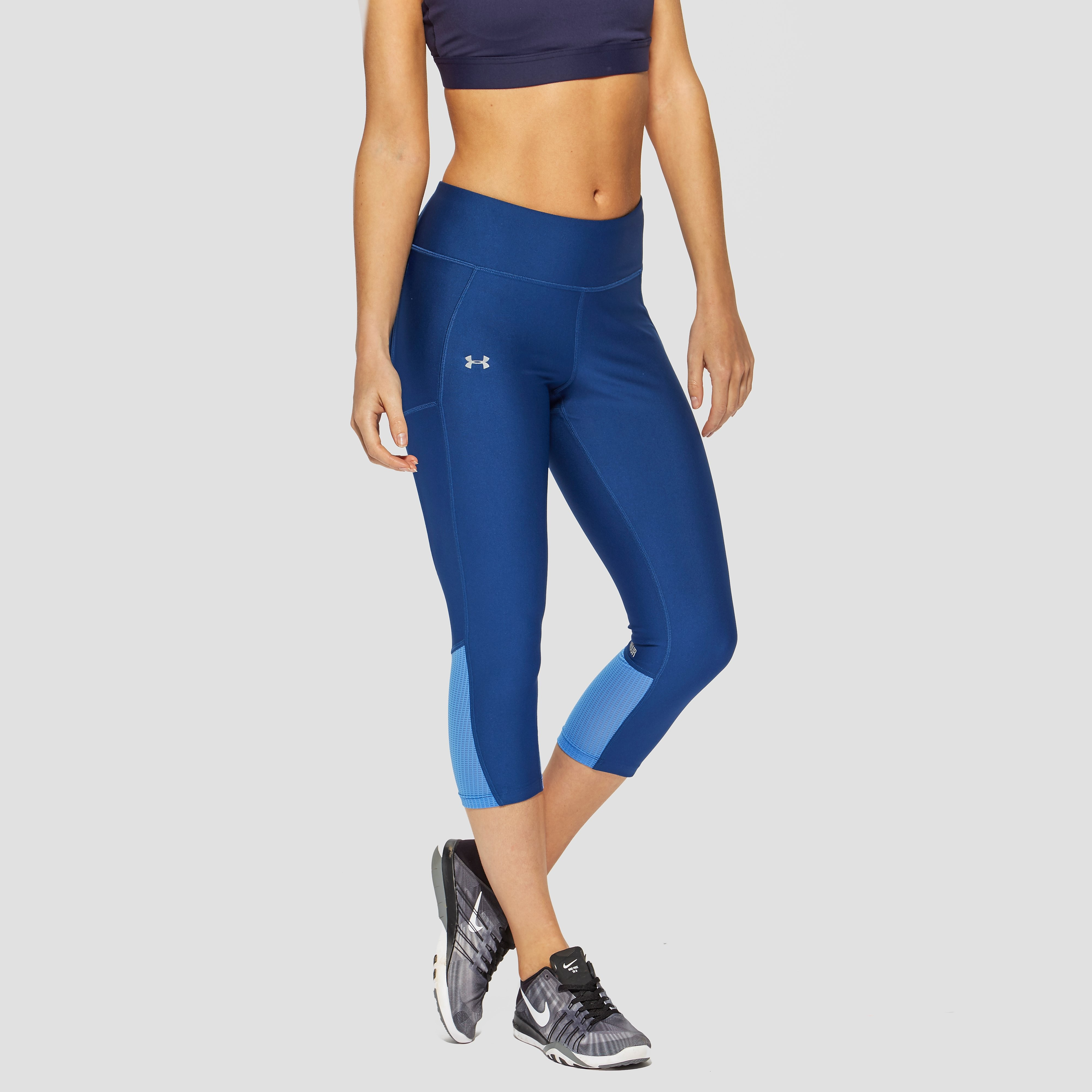 Under Armour FLY-BY CAPRI Compression Leggings