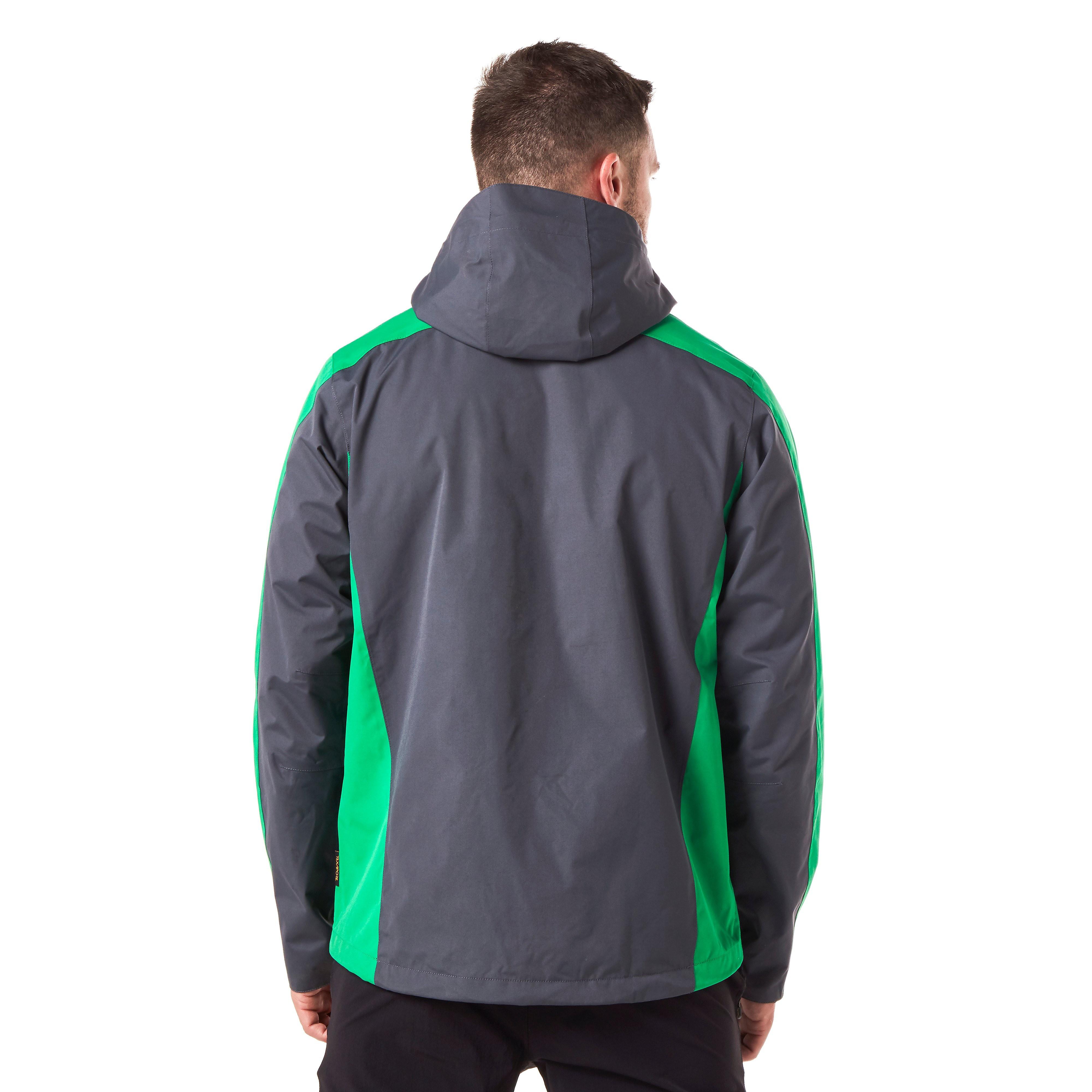 Jack Wolfskin Black Point Waterproof Men's Jacket