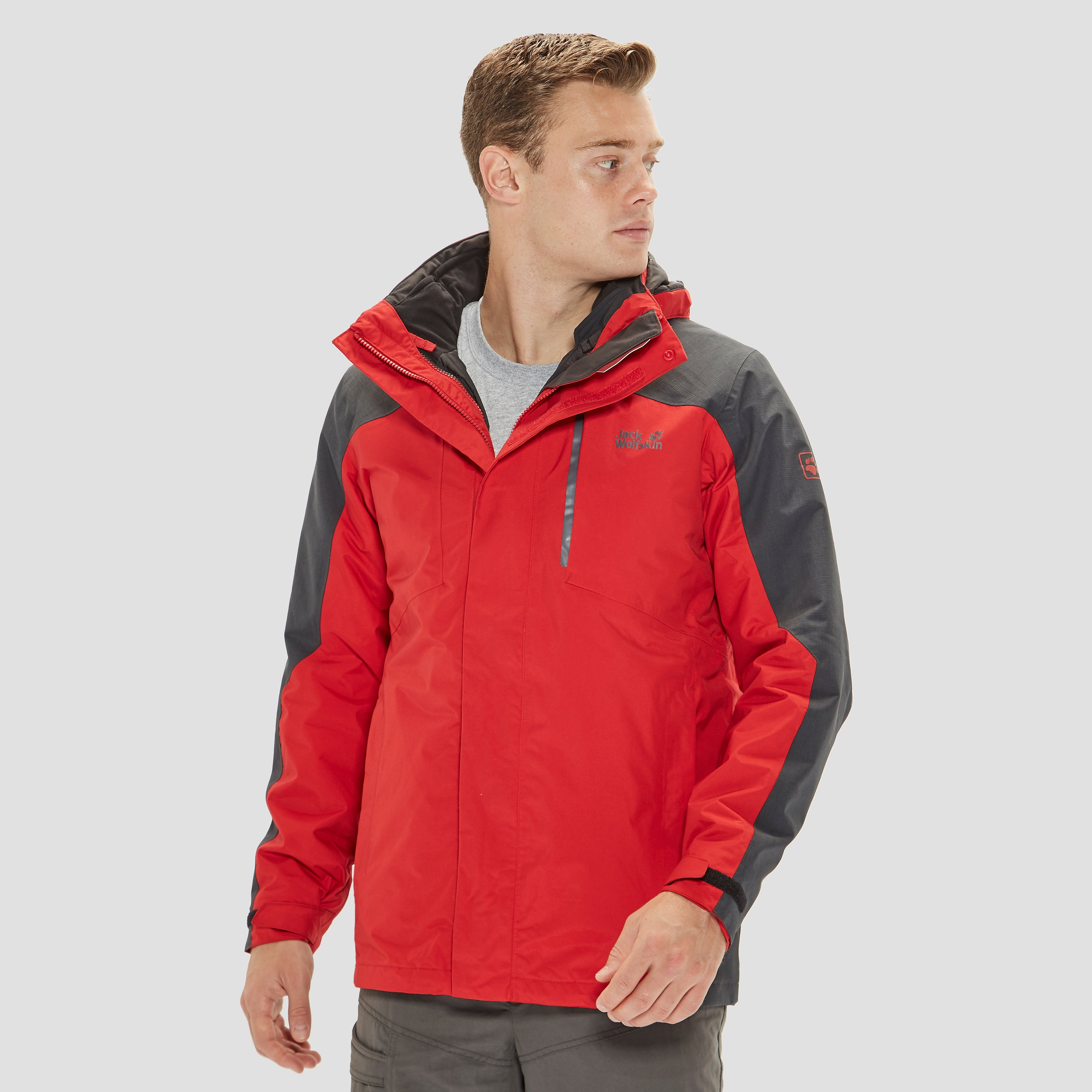 Jack Wolfskin Viking Sky Men's 3-In-1 Hardshell Jacket