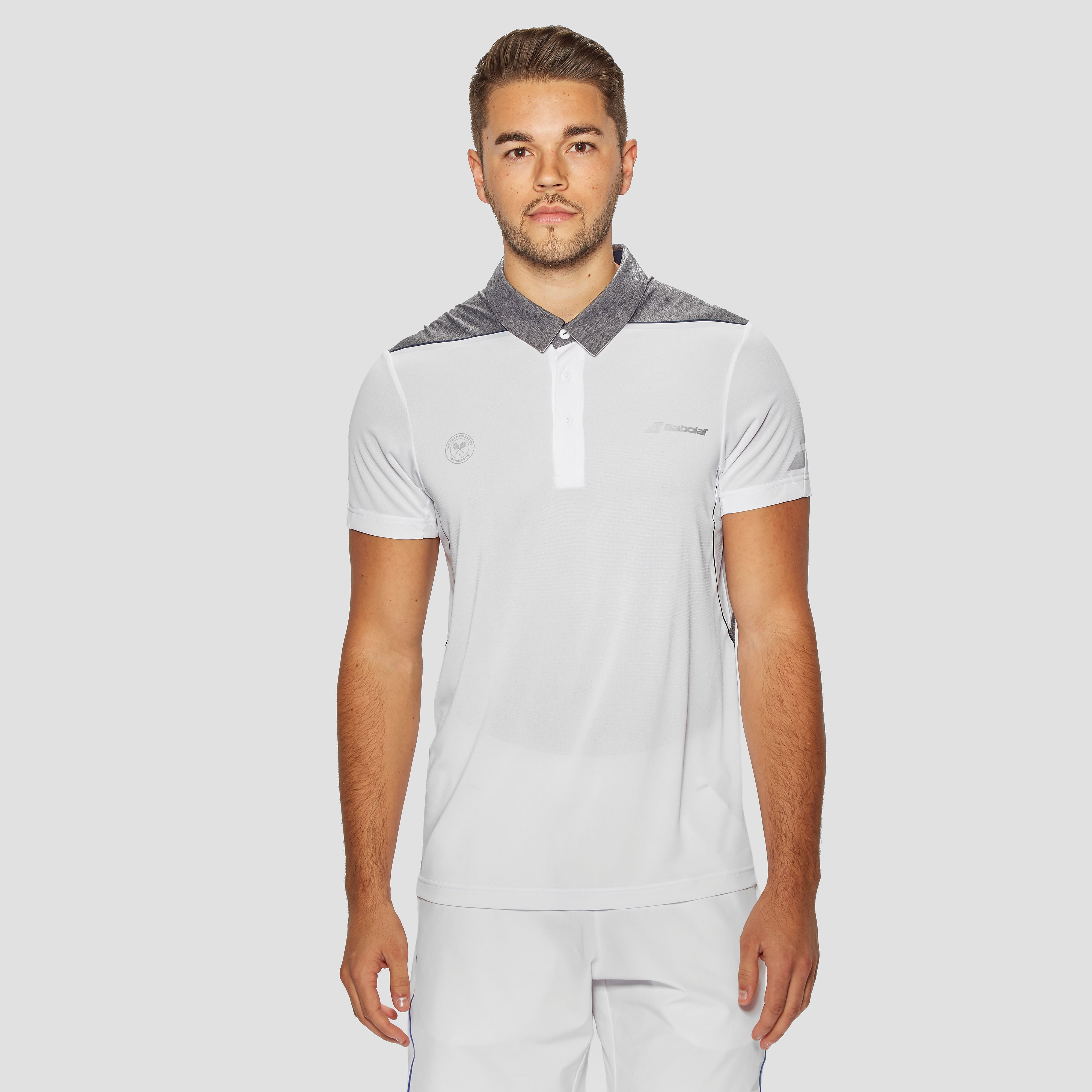Babolat Wimbledon Performance Men's  Polo Shirt