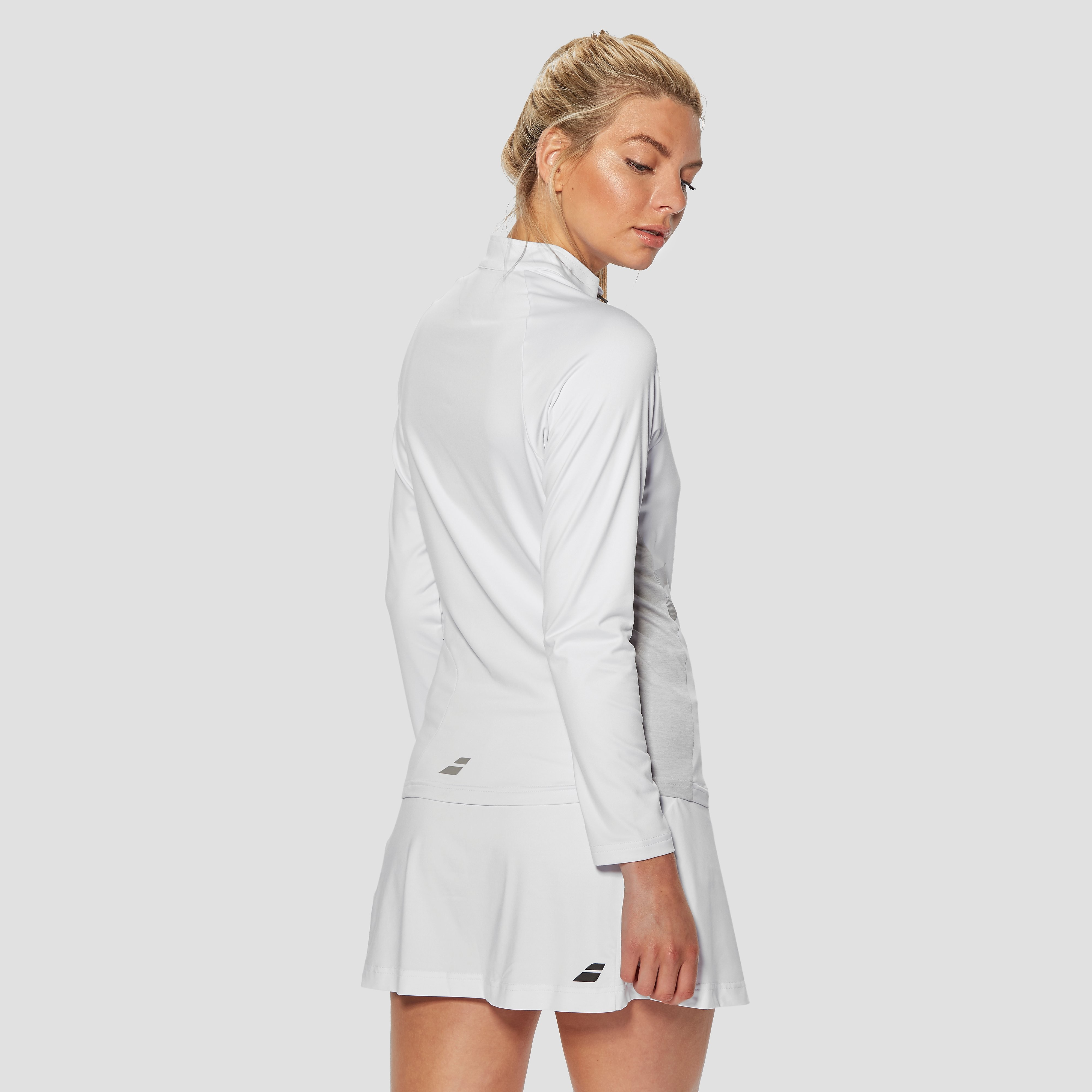 Babolat Wimbledon Core Women's Half Zip Top